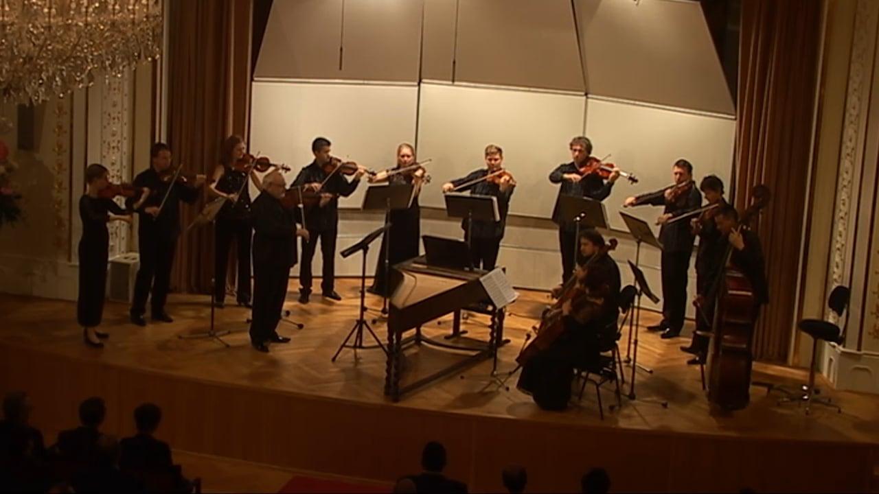 BHS 2014, Slovenský komorný orchester