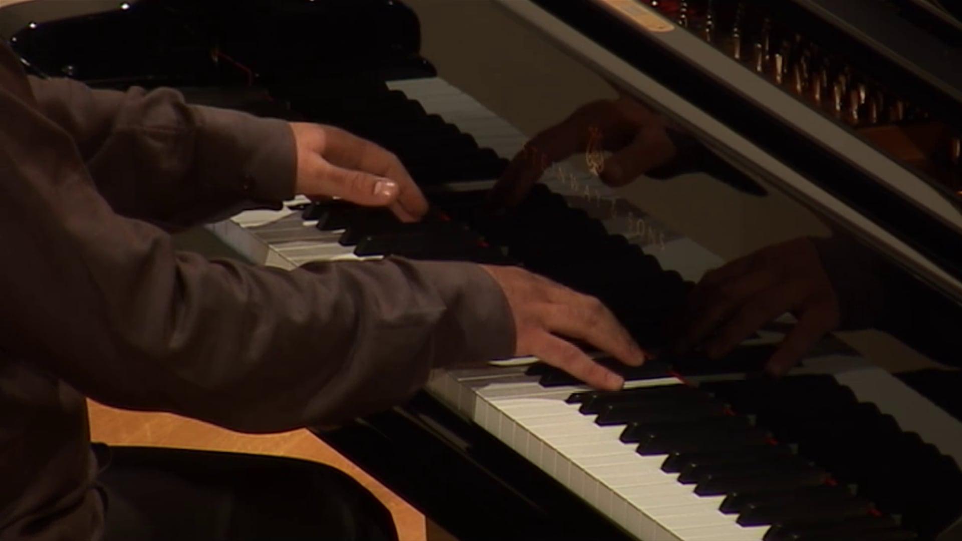 BHS 2014, Klavírny recitál – Matej Arendárik