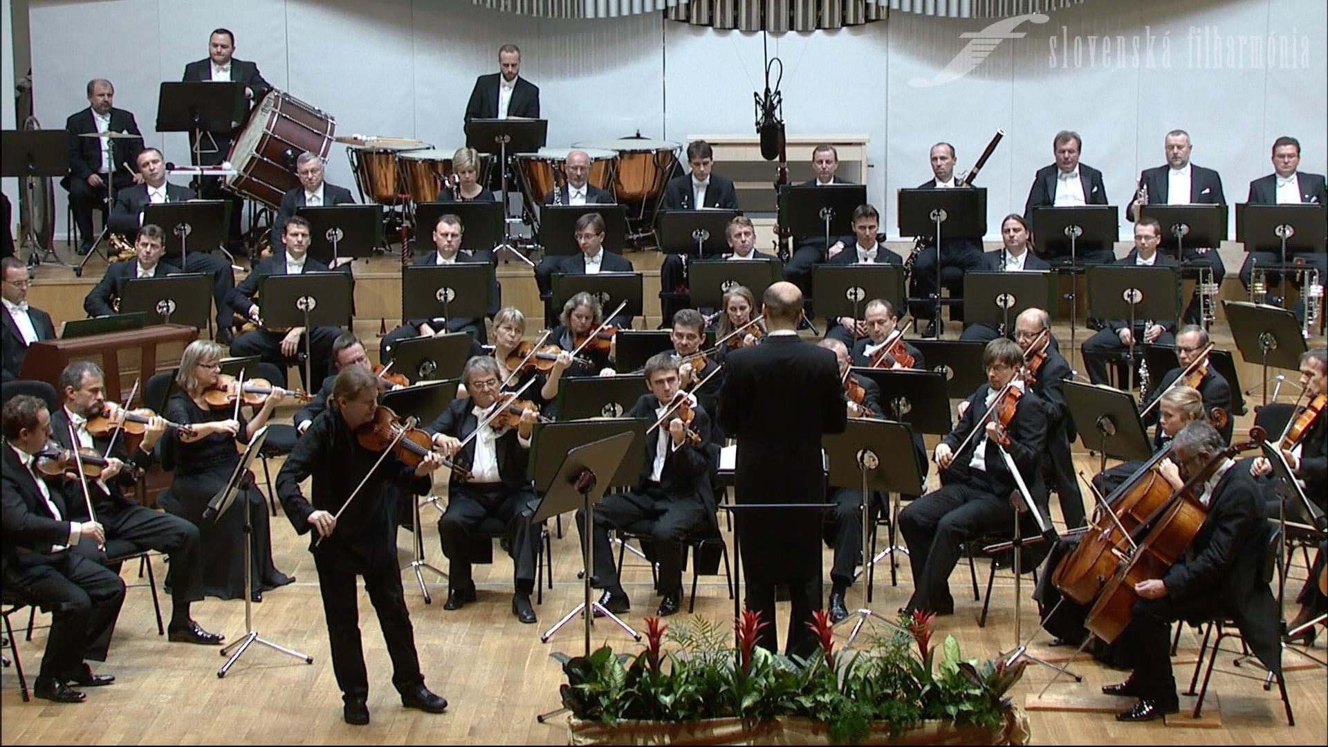 Slávnostný koncert k 65. výročiu založenia SF