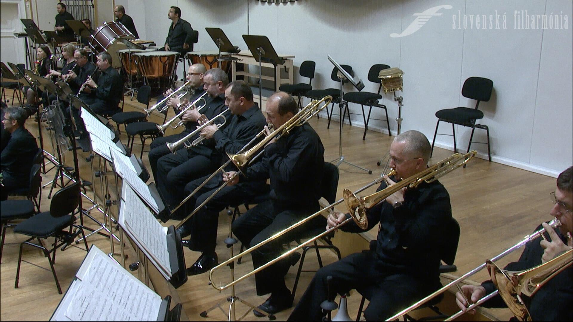 Jazz v symfonickej hudbe