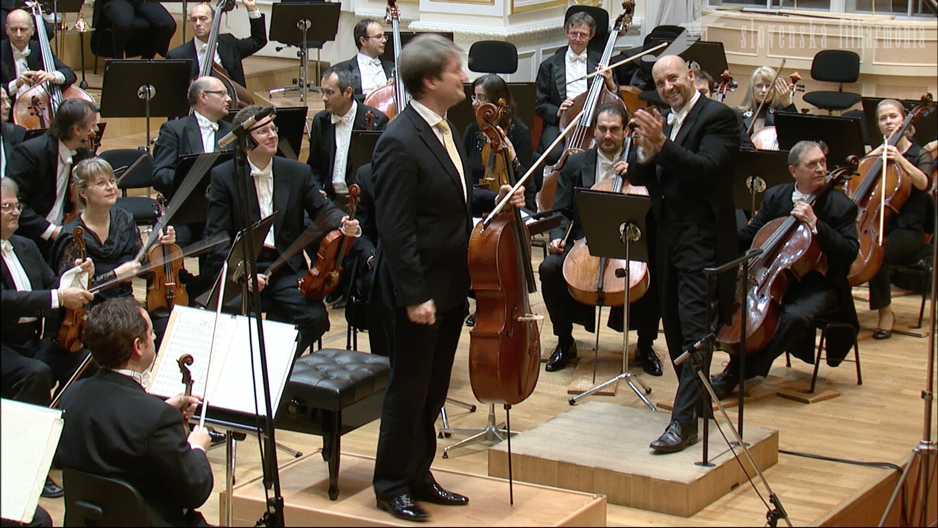 Britten, Offenbach, Schumann