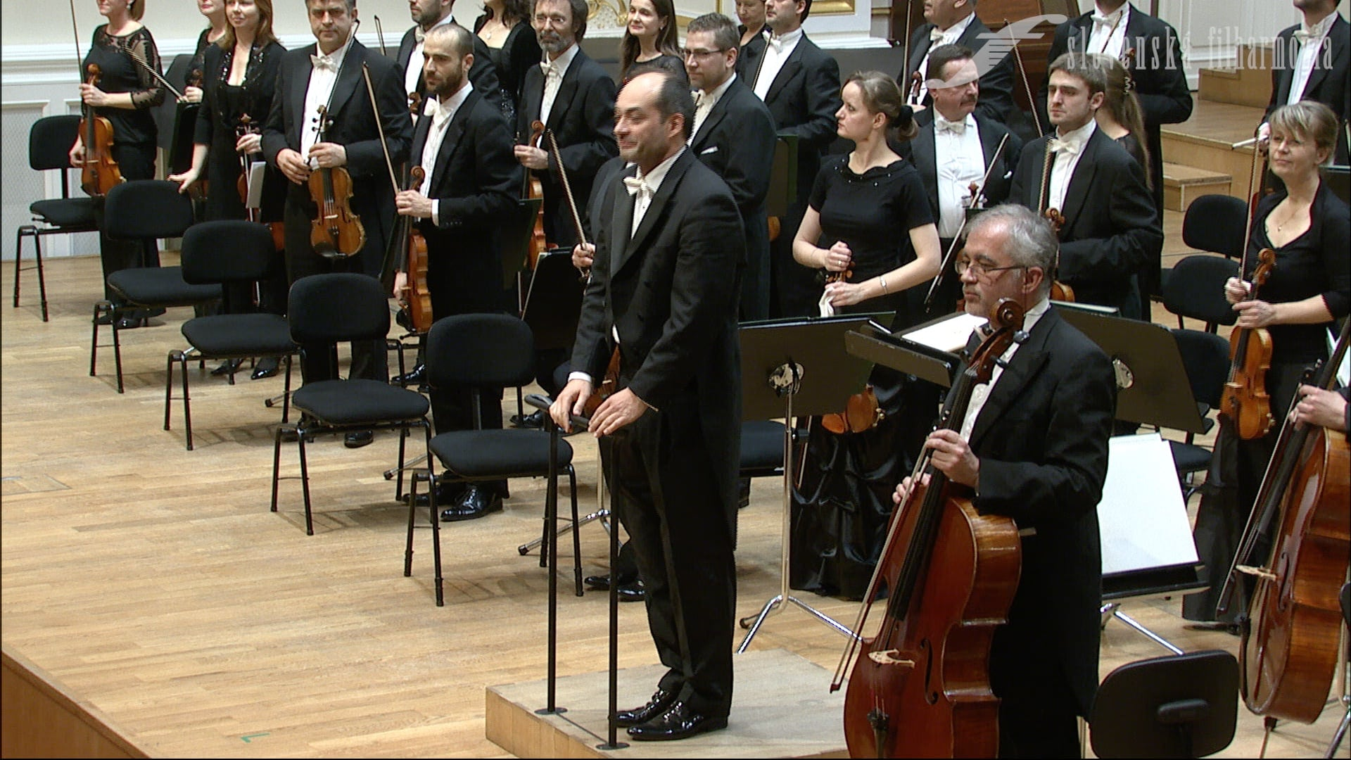 Smetana, Mozart, Dvořák