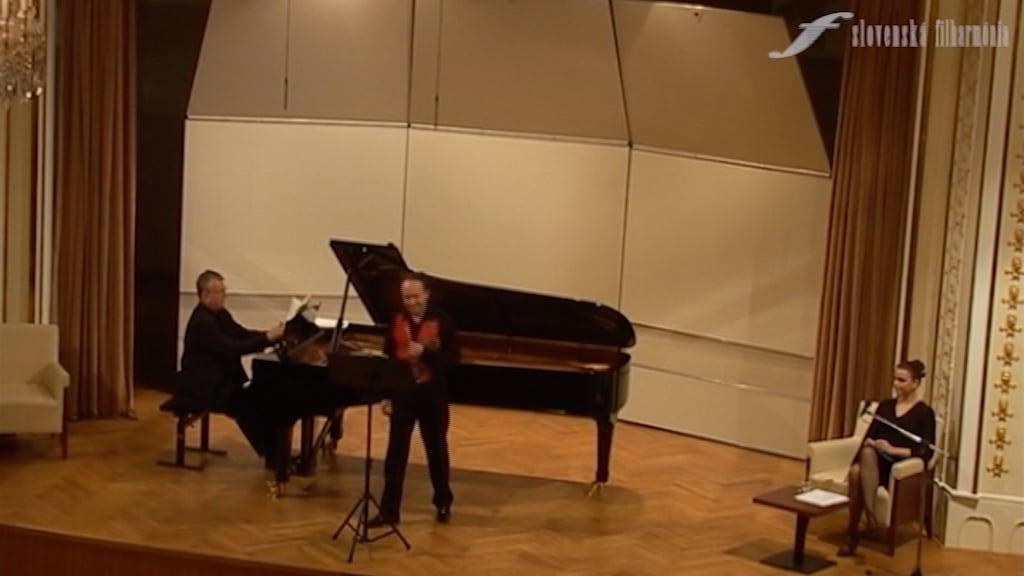 Piesňová tvorba Roberta Schumanna
