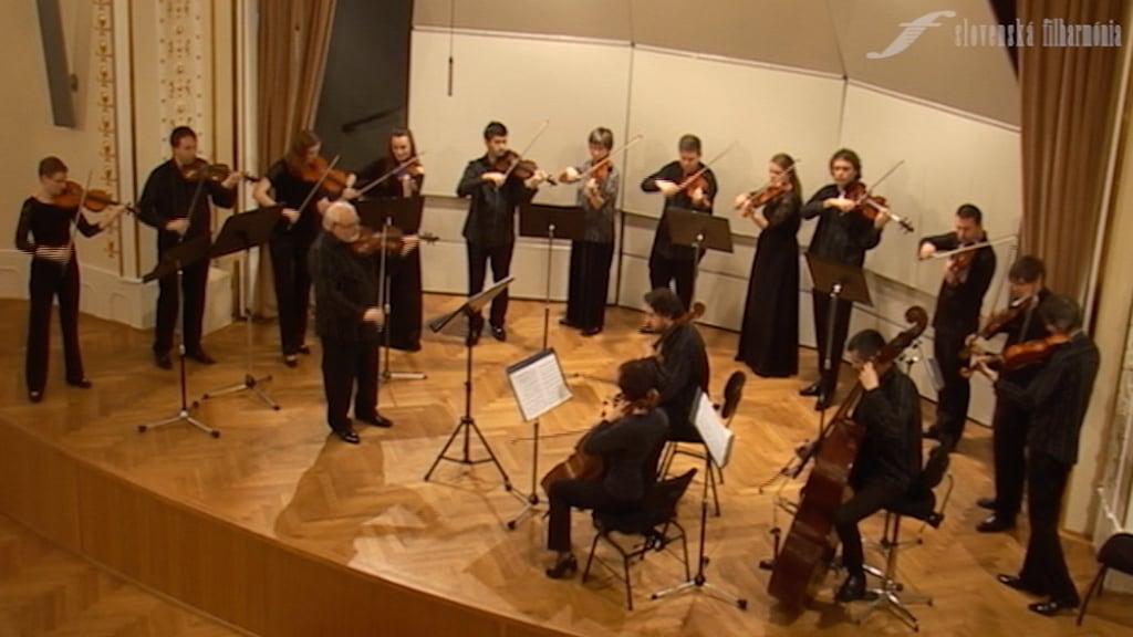 Mozart, Martinček, Bruch