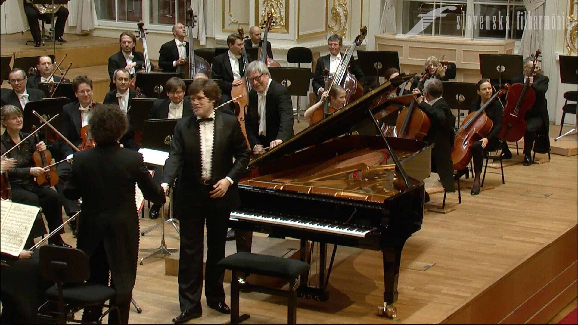 Wagner, Rachmaninov, Respighi