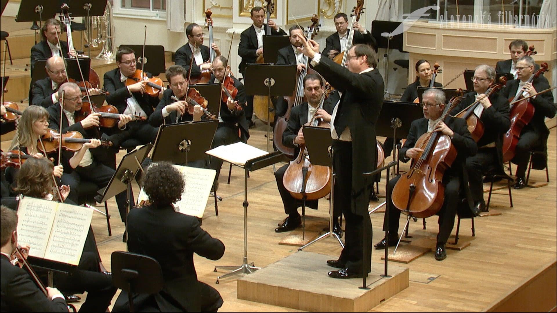 Antonín Dvořák – Koncert pre violončelo a orchester