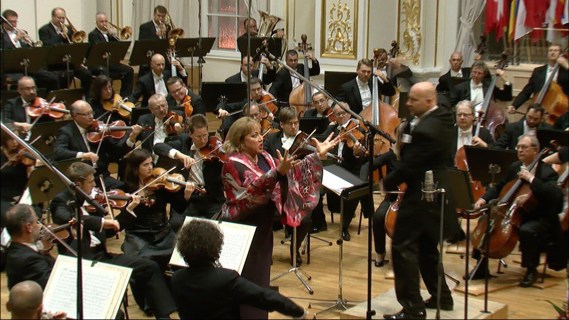 BHS 2015, Otvárací koncert – SF/Villaume/Borodina