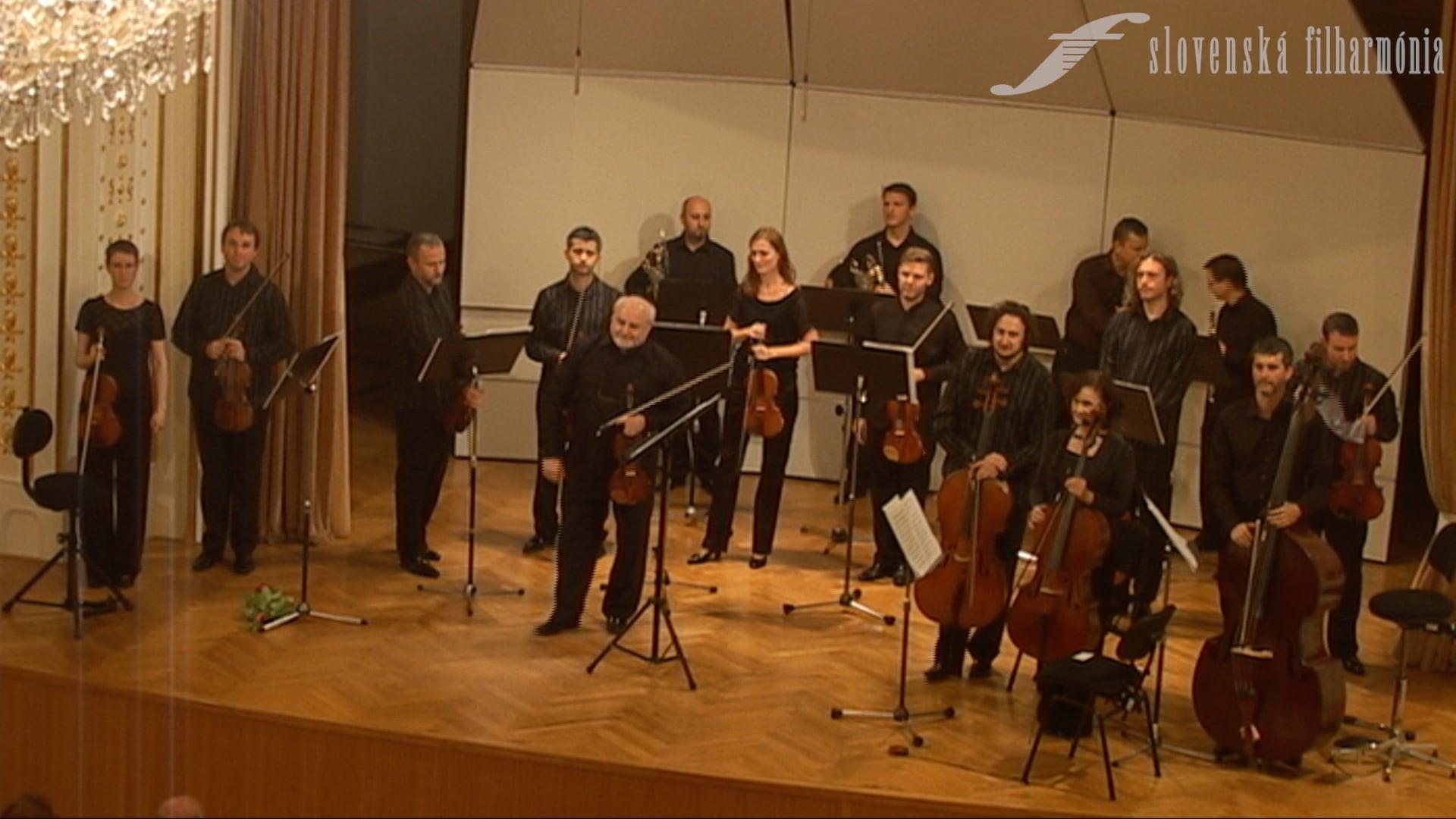 Händel, Volkmann, Mozart