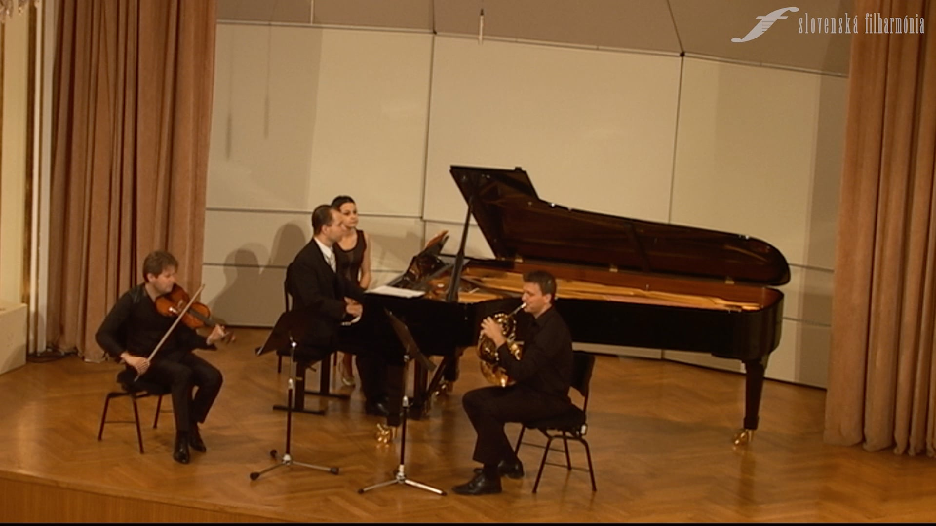 Duvernoy, Krák, Brahms