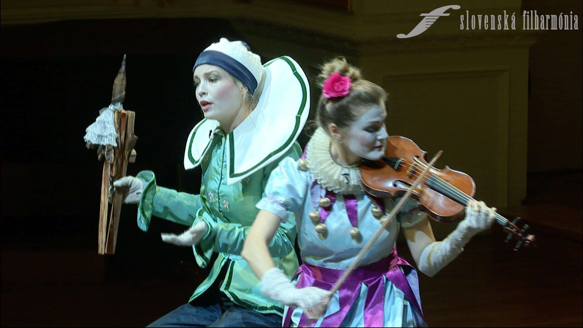 Bartók a Drevený princ