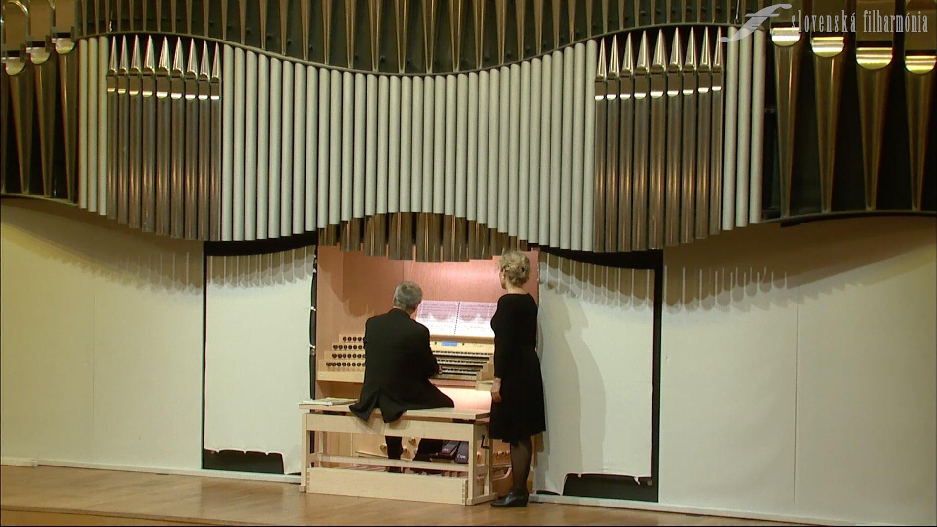 Organový recitál I. – Johannes Ebenbauer