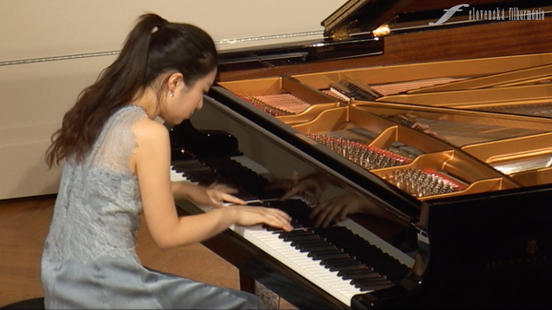Klavírny recitál I. – Su Yeon Kim