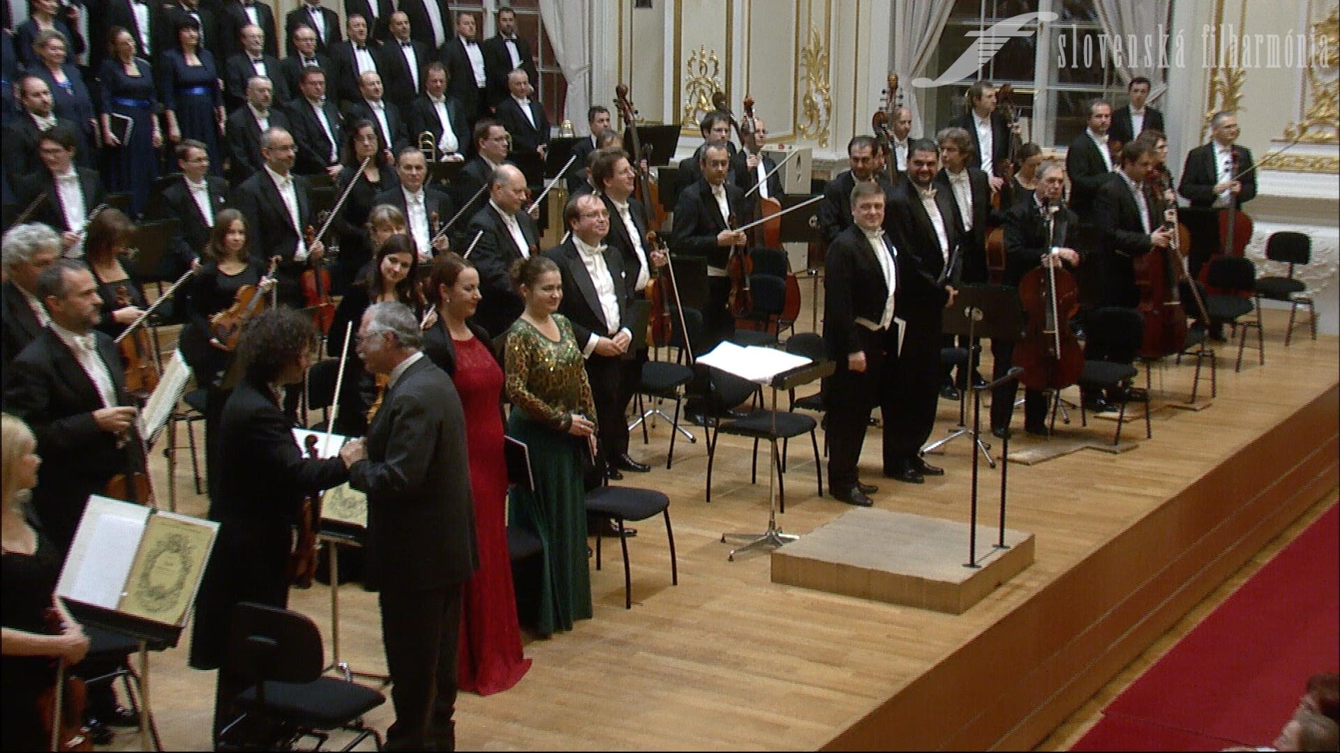 Bokes, Liszt, Dvořák