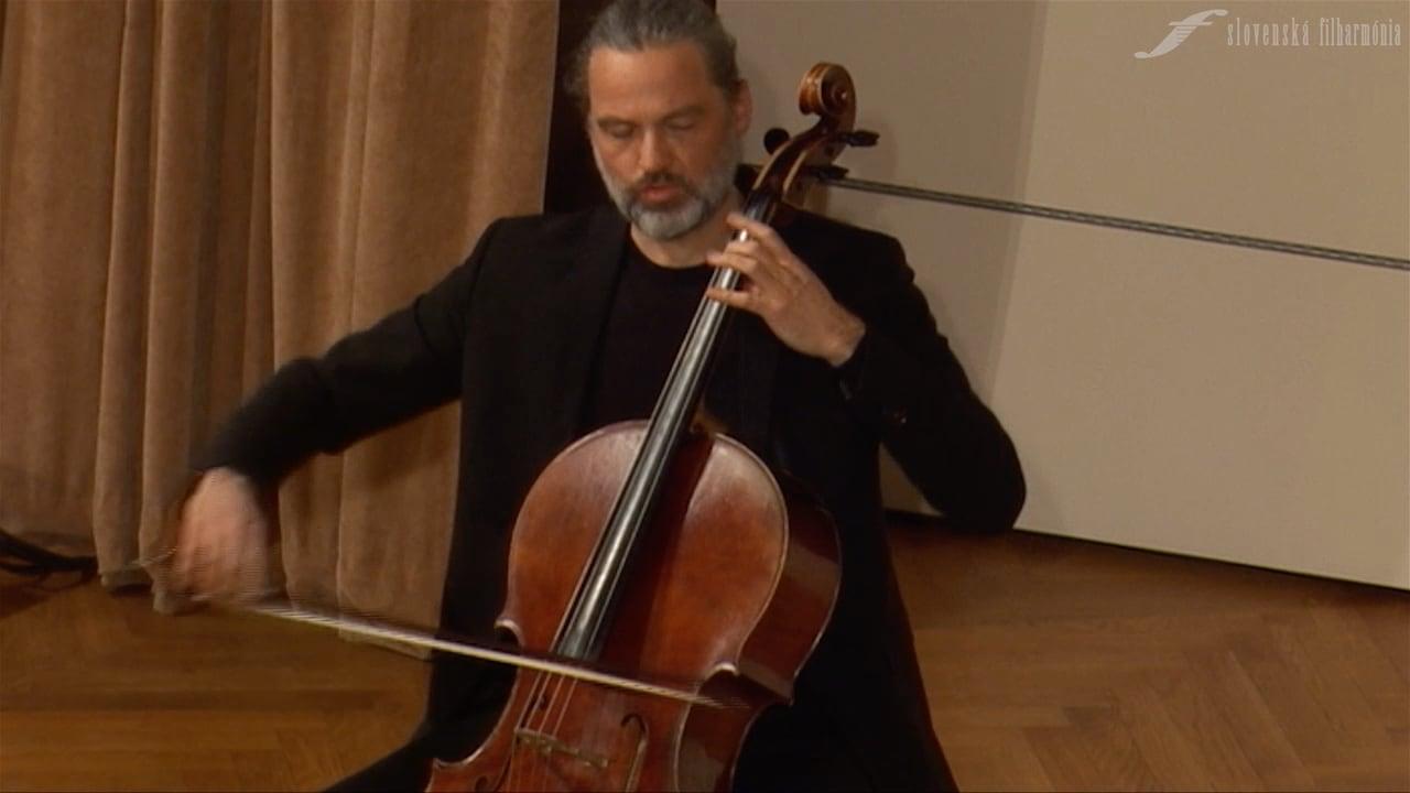 Veľkonočný koncert – J. S. Bach