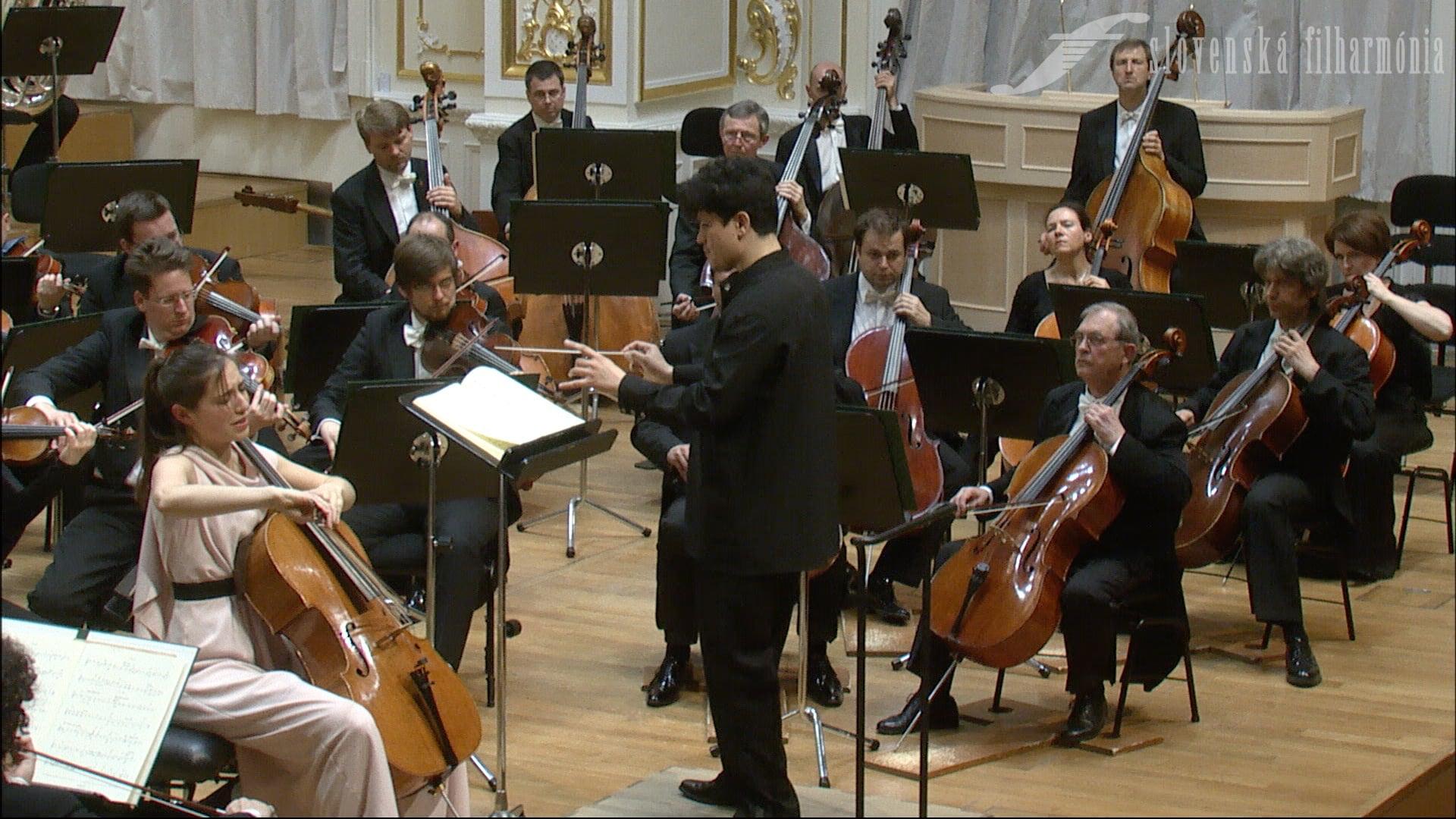 Iršai, Elgar, Čajkovskij