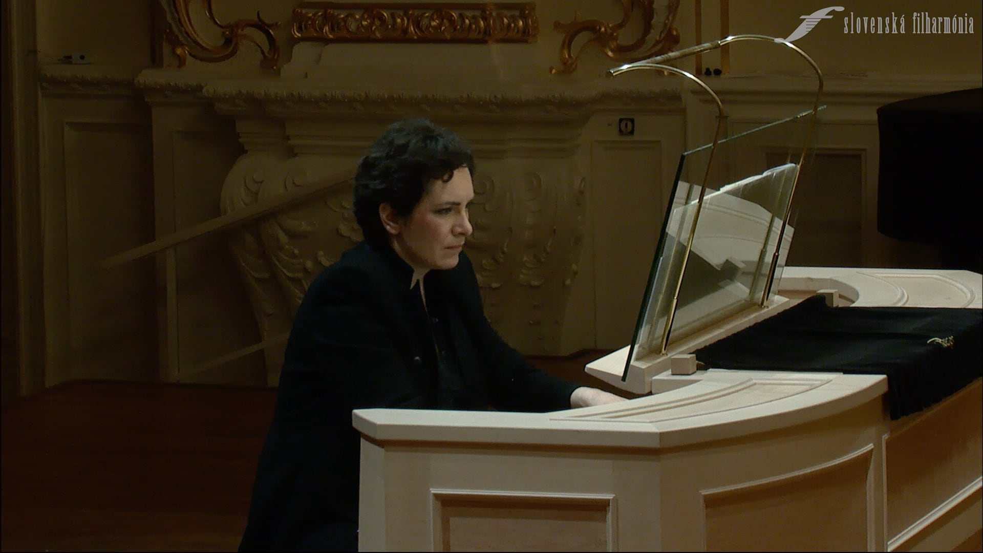 Organový recitál IV – Bernadetta Šuňavská