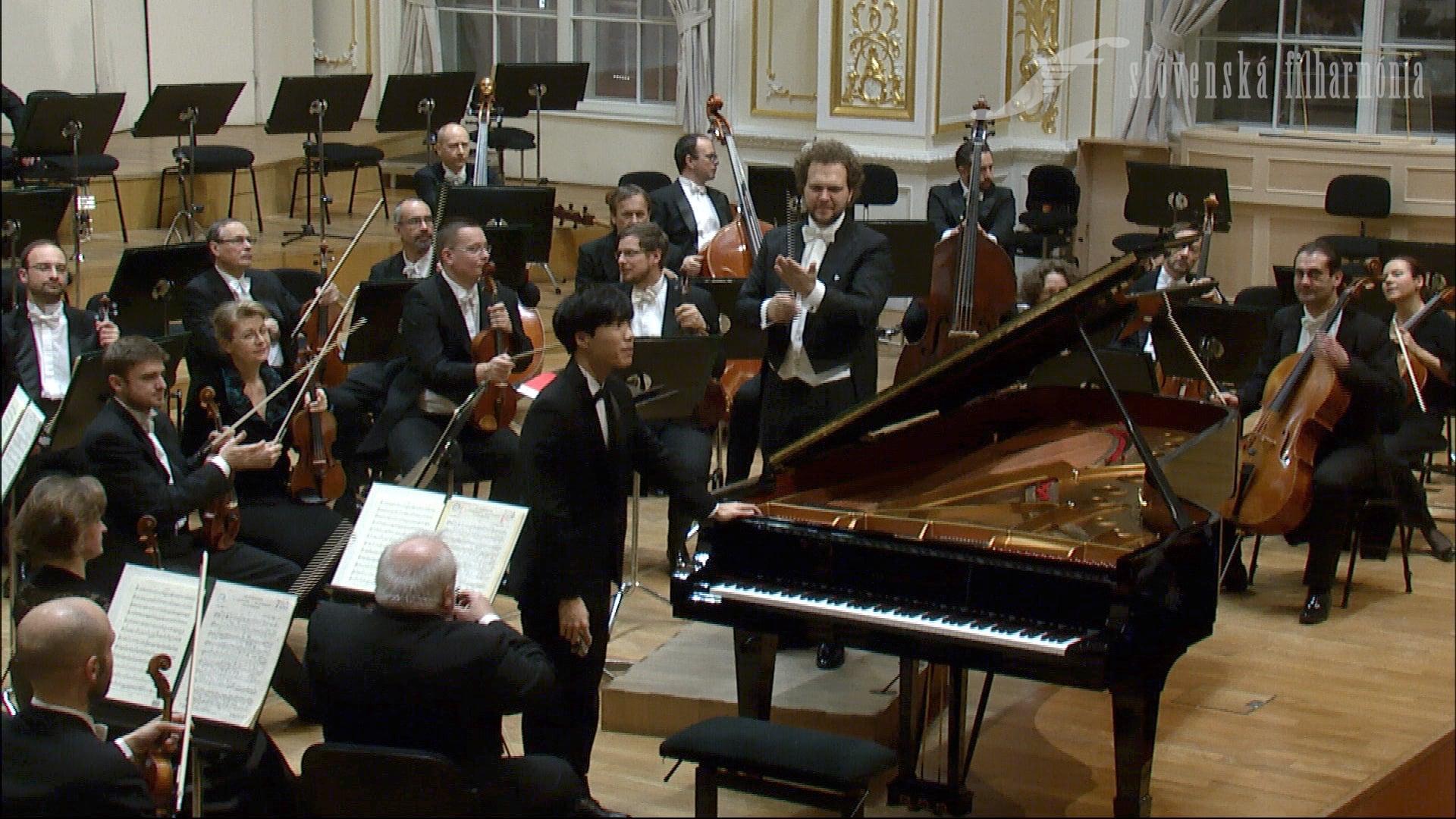 Glazunov, Mozart, Dvořák