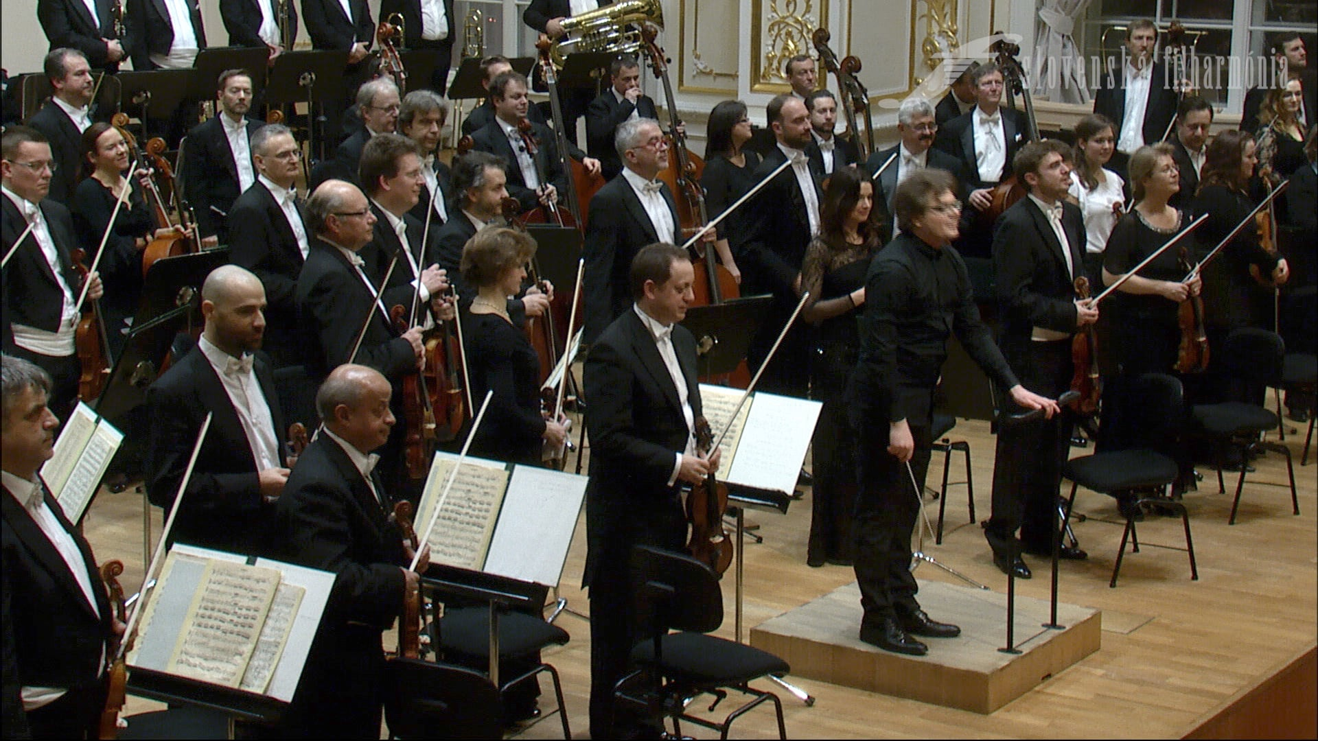 Wagner, Prokofiev, Brahms, Strauss