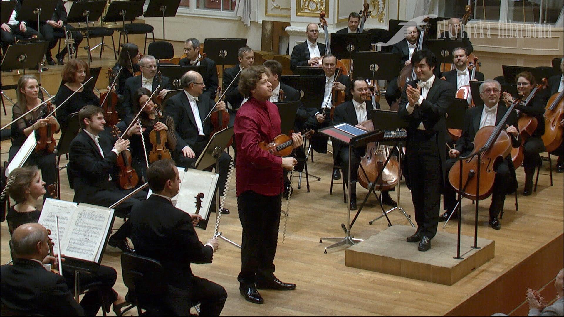 Chabrier, Paganini, Ravel