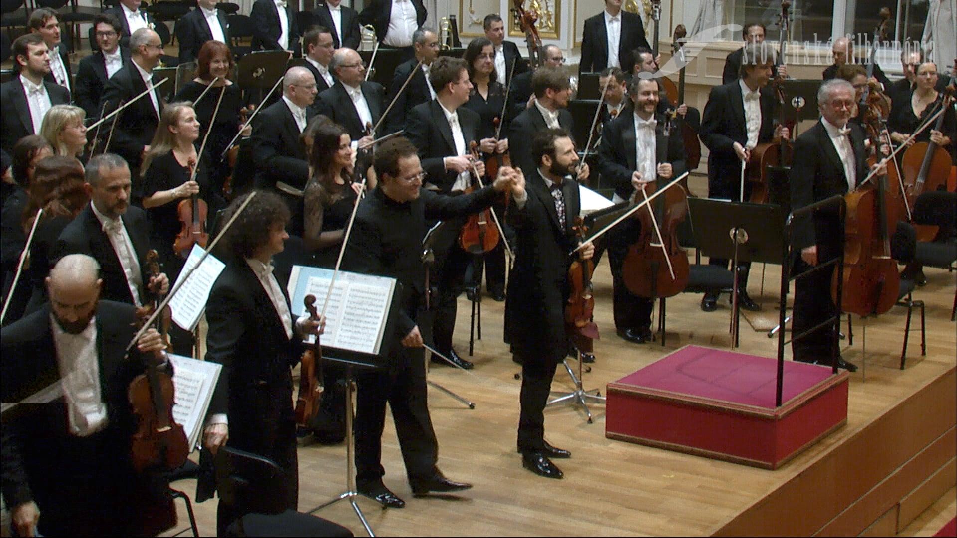 Britten, Sibelius, Adams