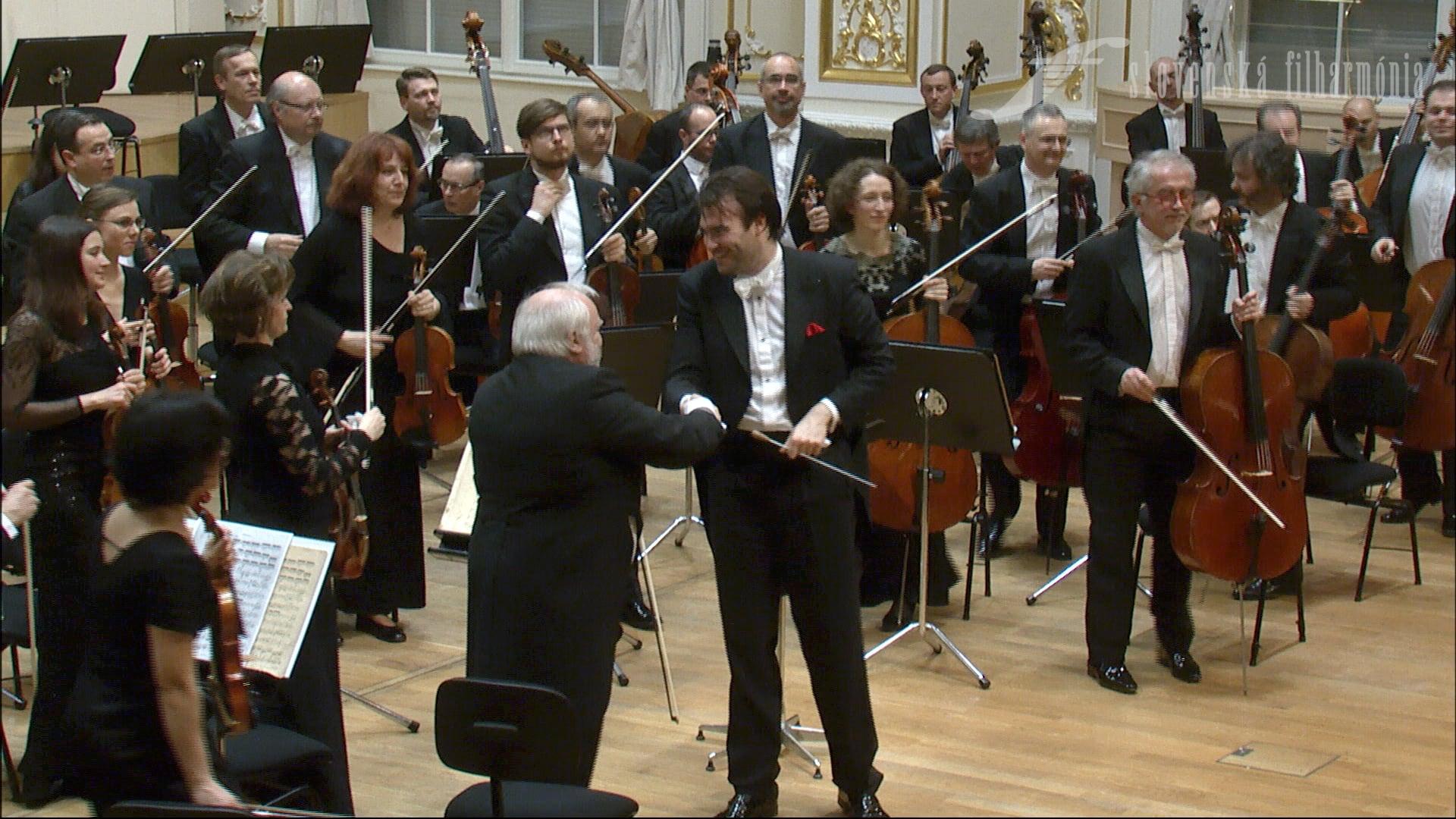 Weber, Beethoven, Bartholdy