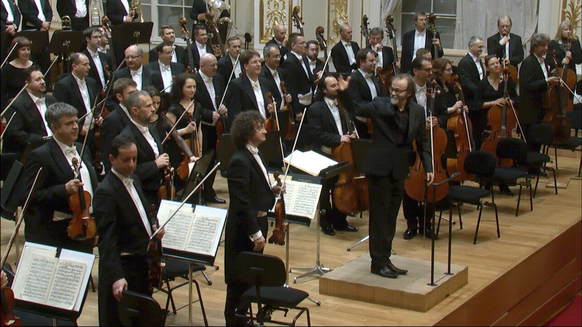 Wagner, Lalo, Rachmaninov