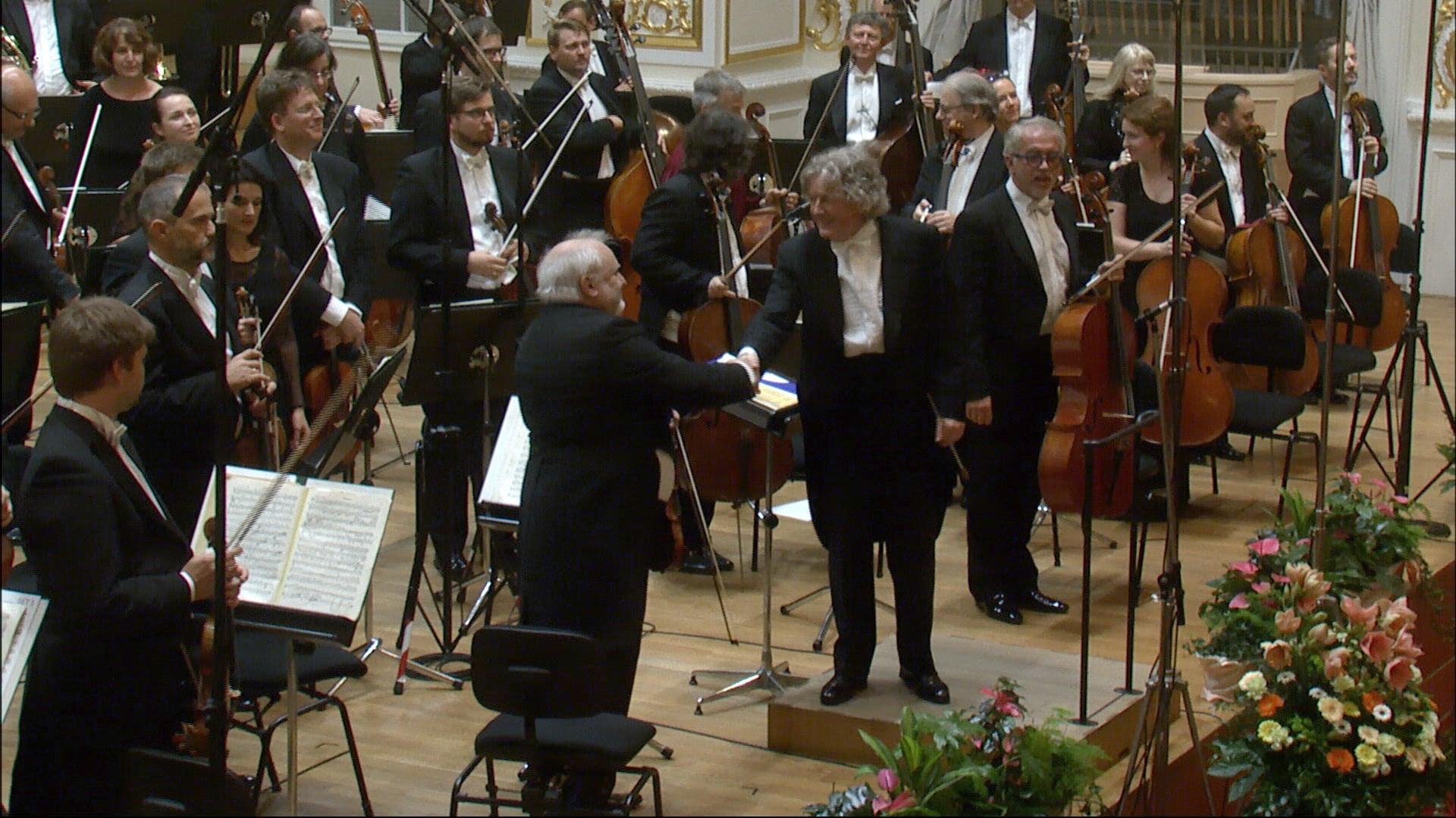 Otvárací koncert 53. ročníka BHS