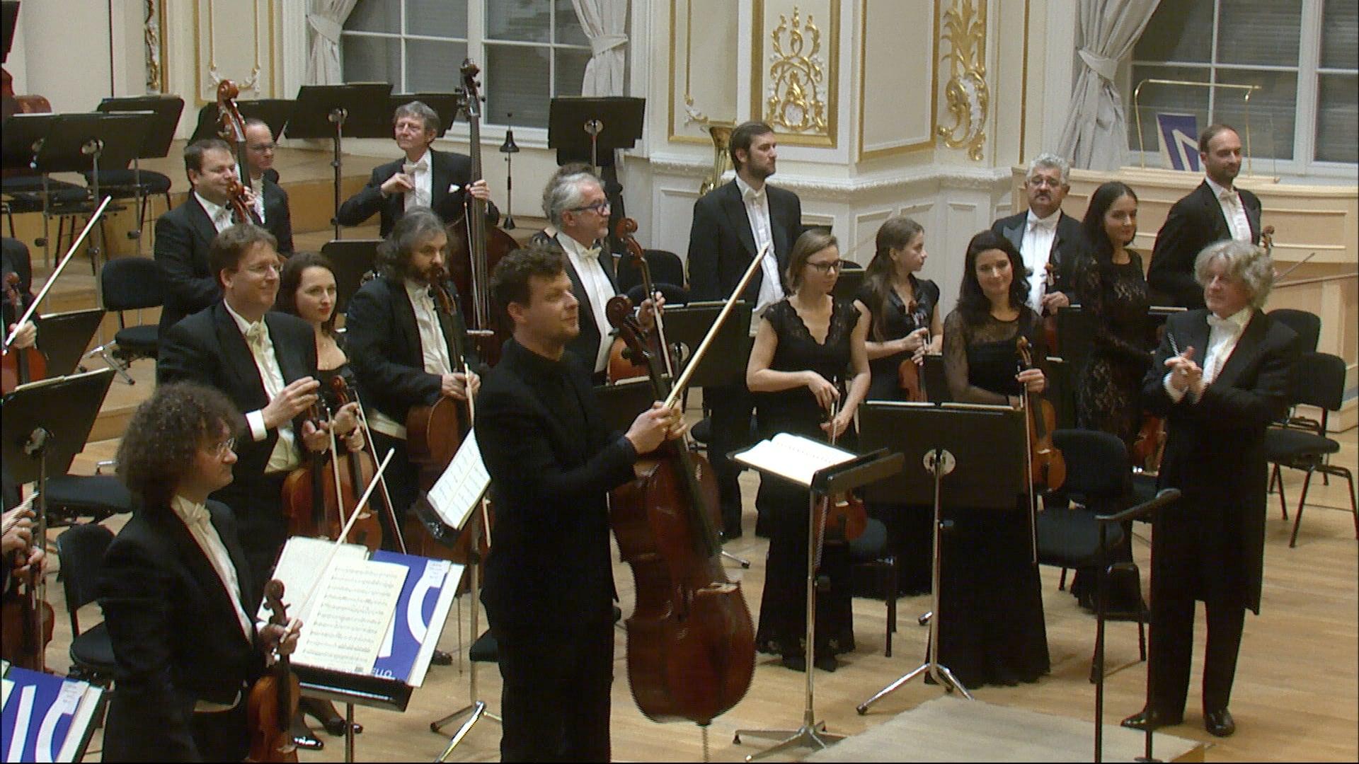Moyzes / Haydn / Elgar