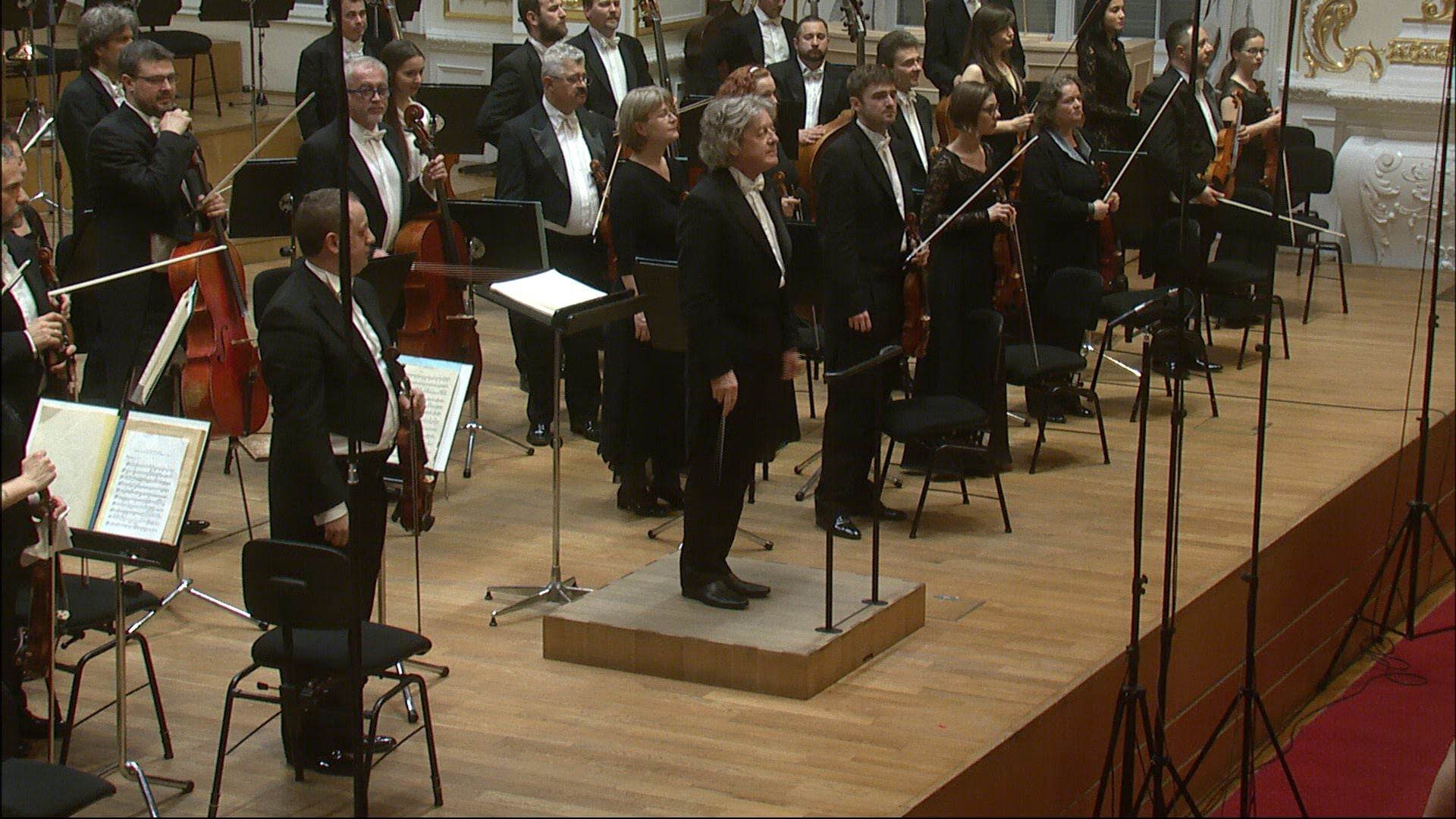 Čekovská / Beethoven / Rachmaninov