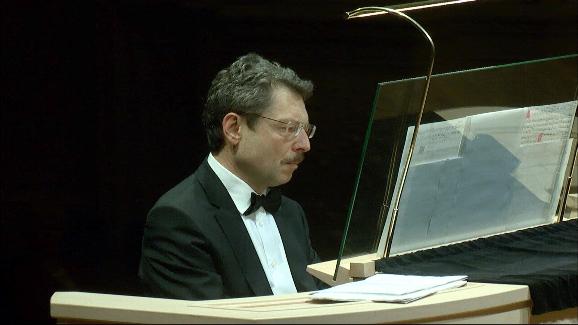 Organový recitál III – Tomasz Adam Nowak