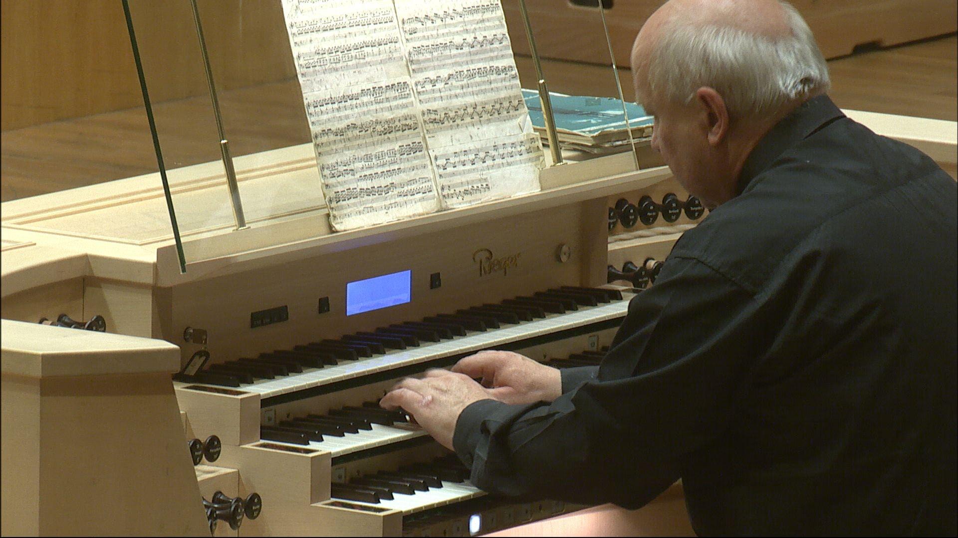 Organový recitál IV – Aleš Bárta