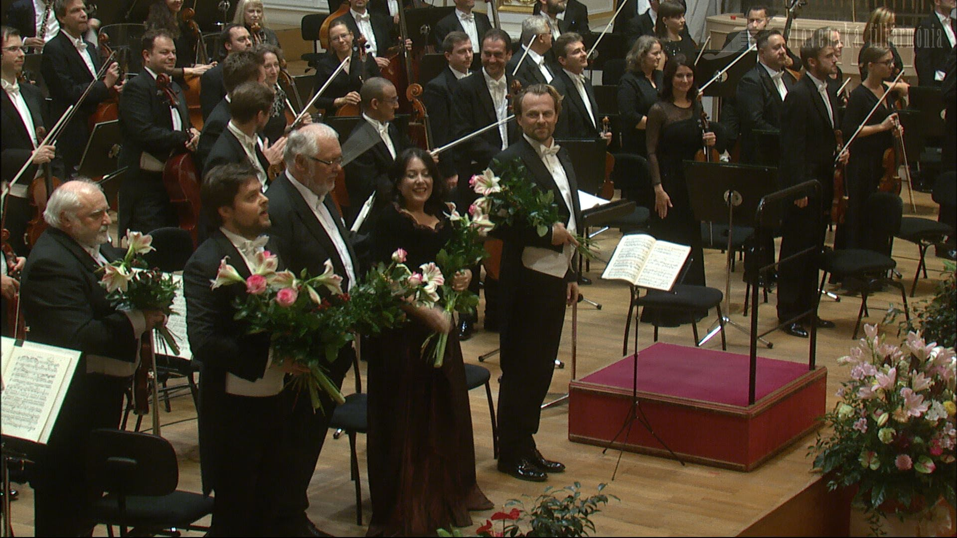 Richard Wagner: Valkýra, 1. dejstvo