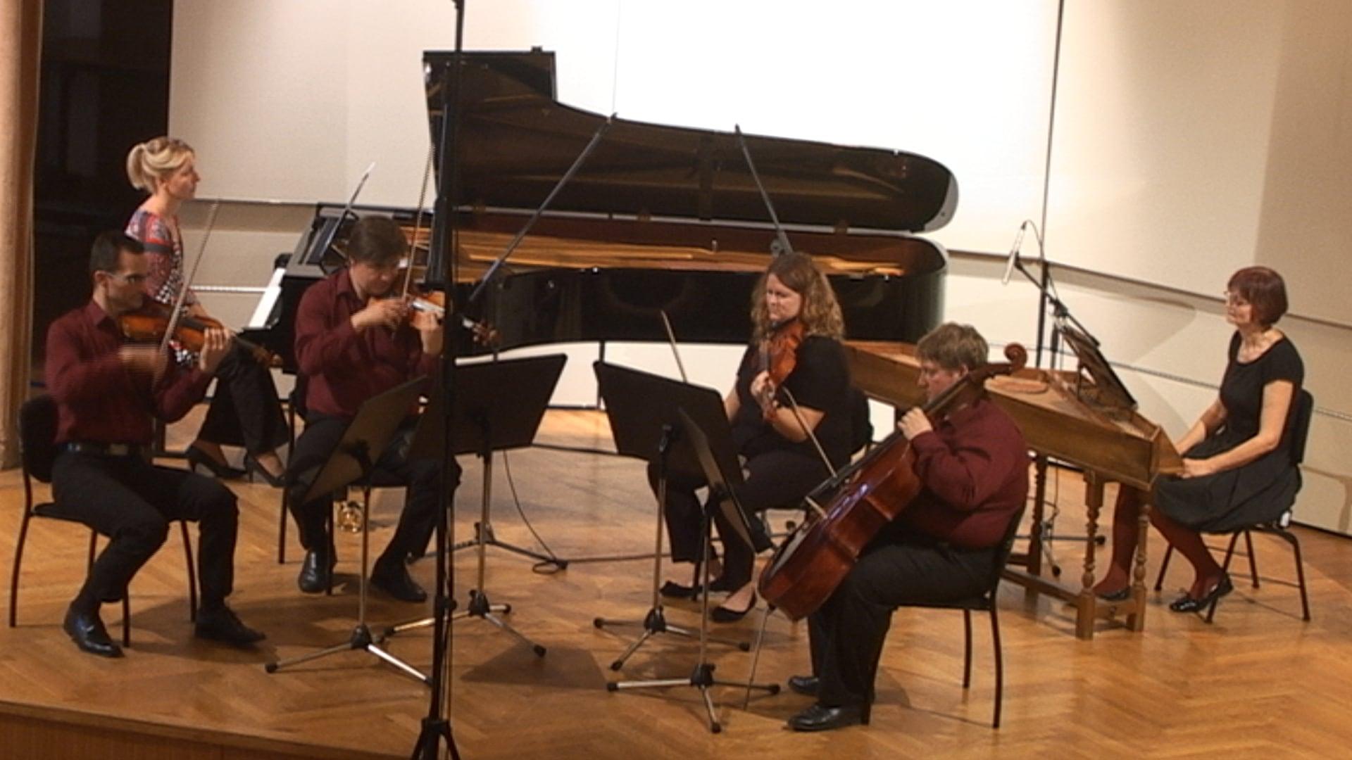 Komorný koncert z tvorby Vladimíra Godára