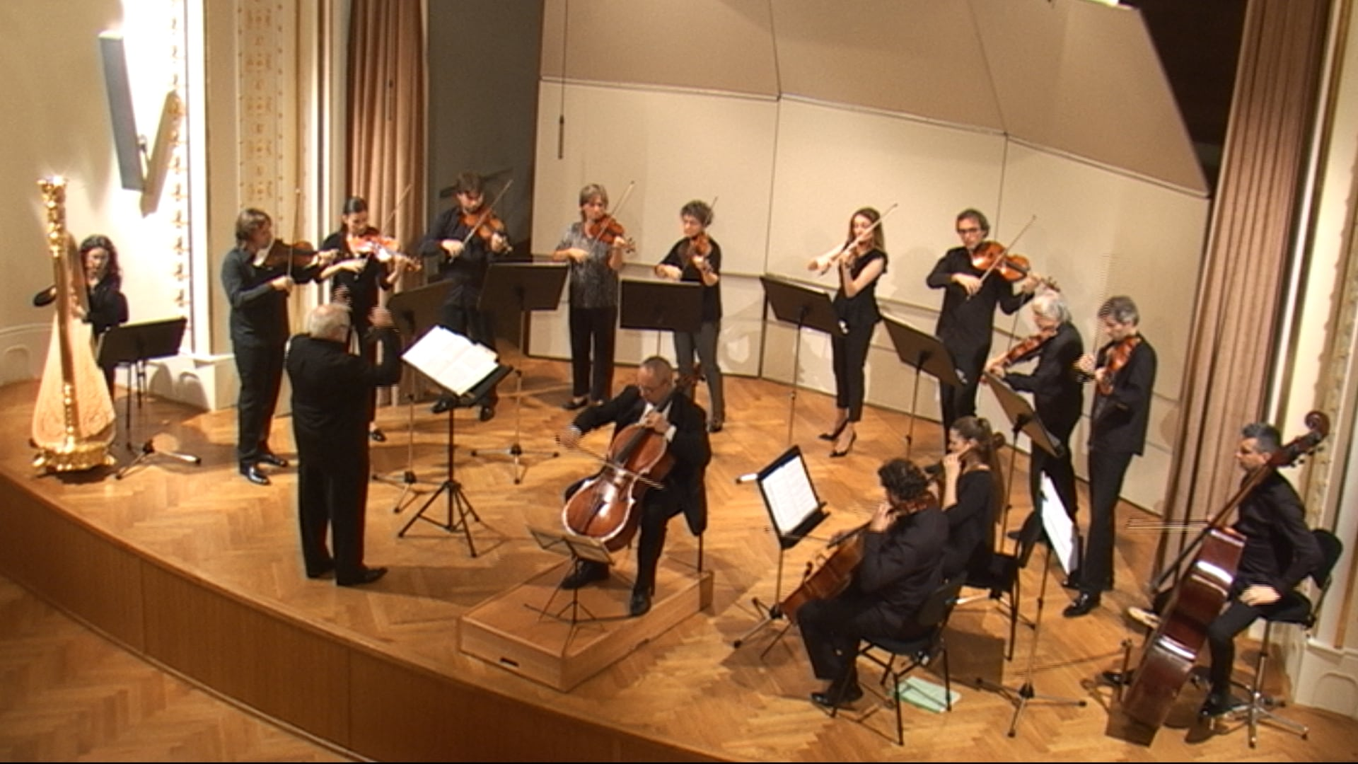 Mendelssohn / Bruch / Martinů / Frešo / Bartók