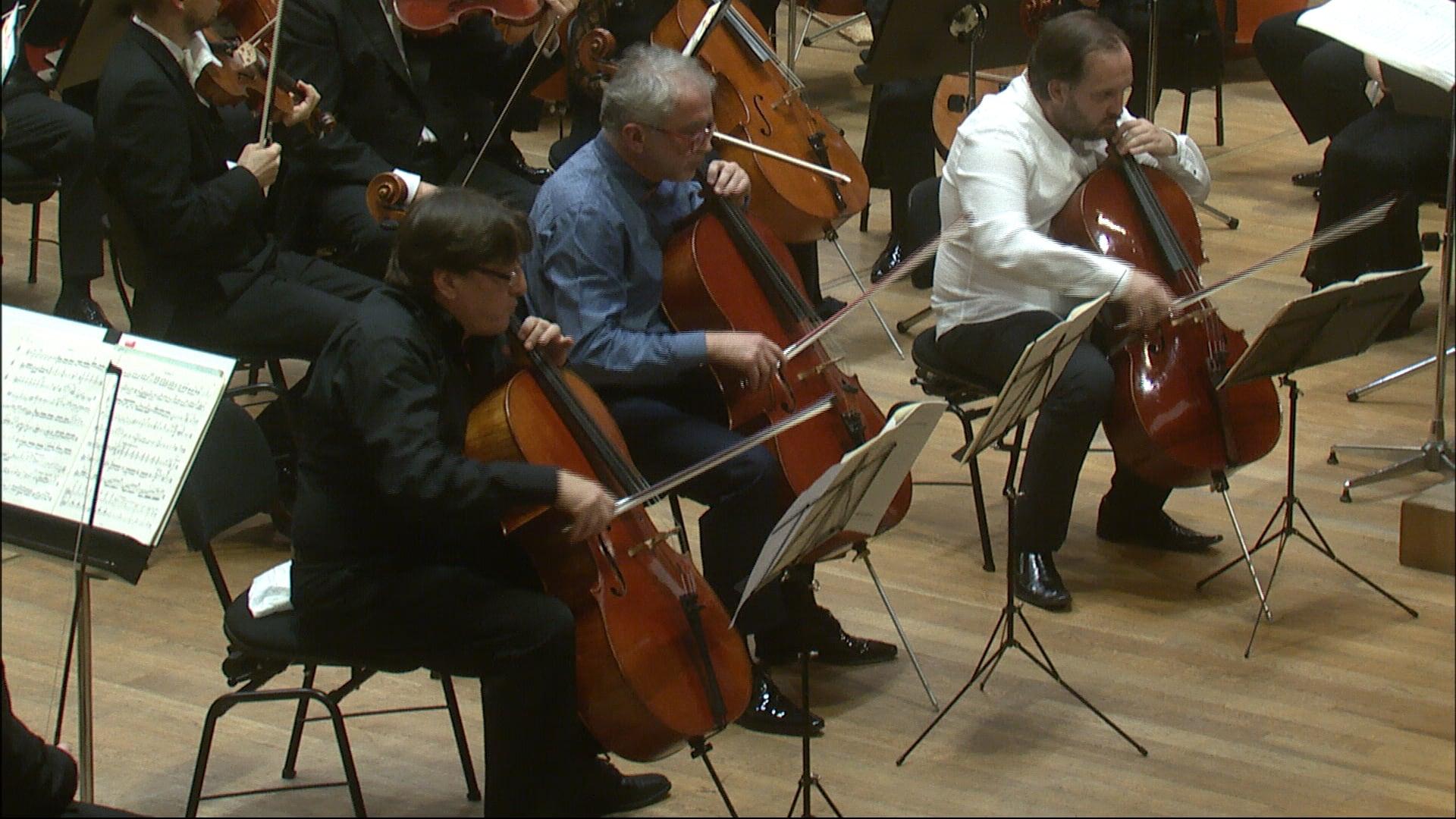 Bach-Stokowski / Penderecki / Čajkovskij