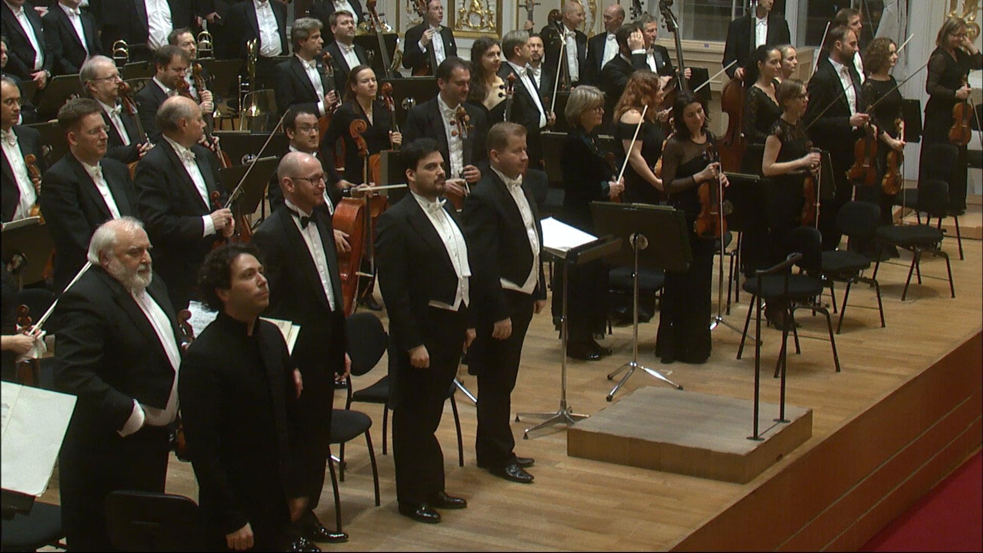 Očenáš / Dvořák / Puccini