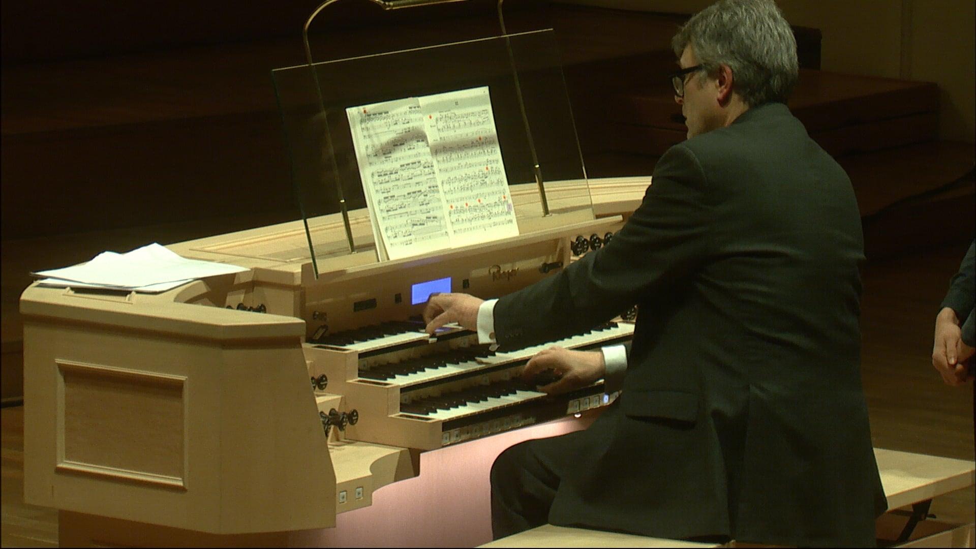 Organový recitál II – Konstantin Reymaier
