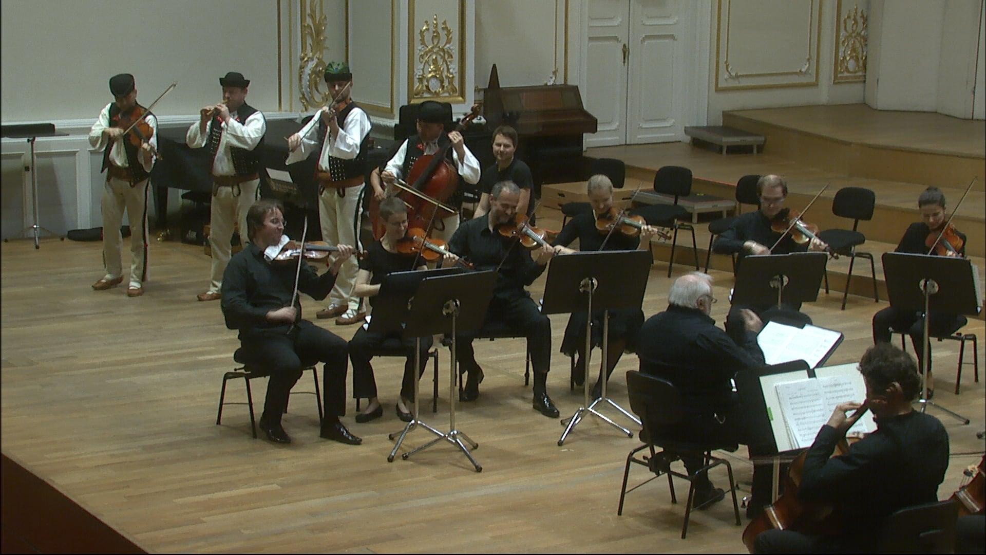 Hudobná akadémia III – Klasická hudba a folklór