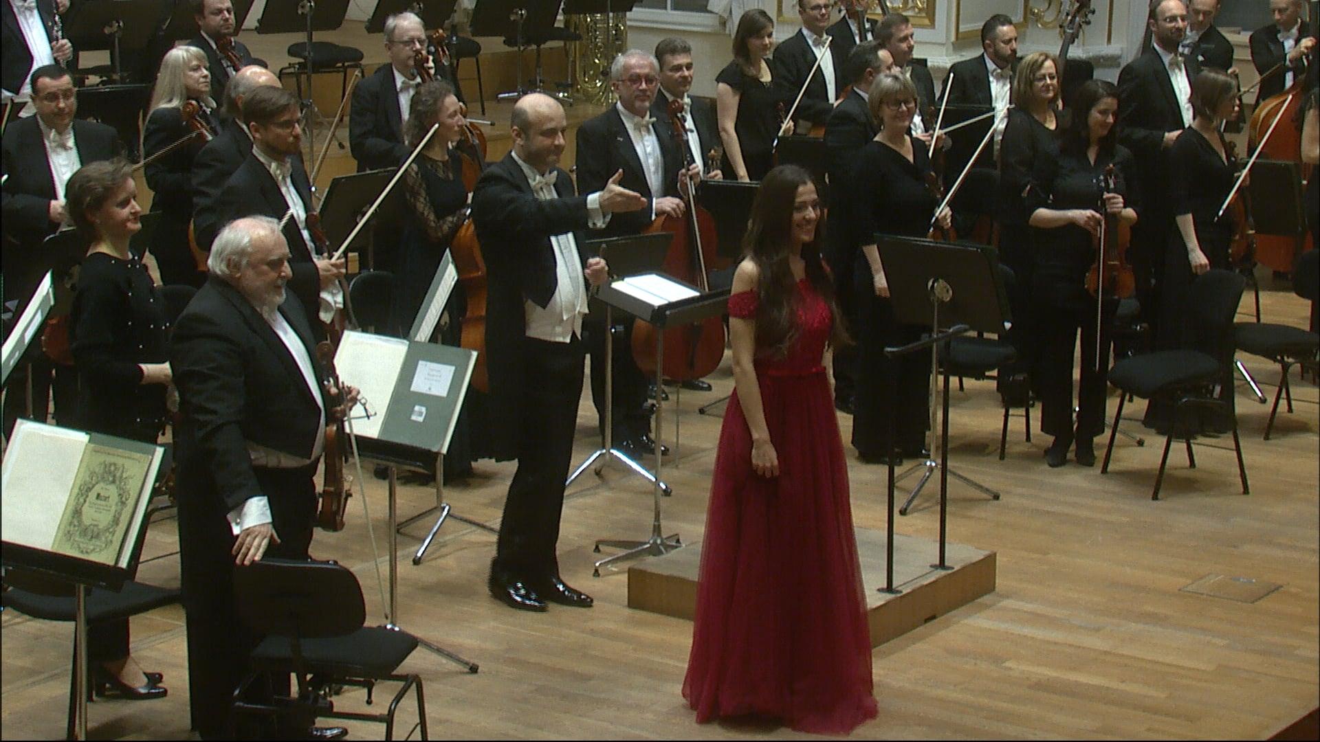 Mozart / Gounod / Prokofiev
