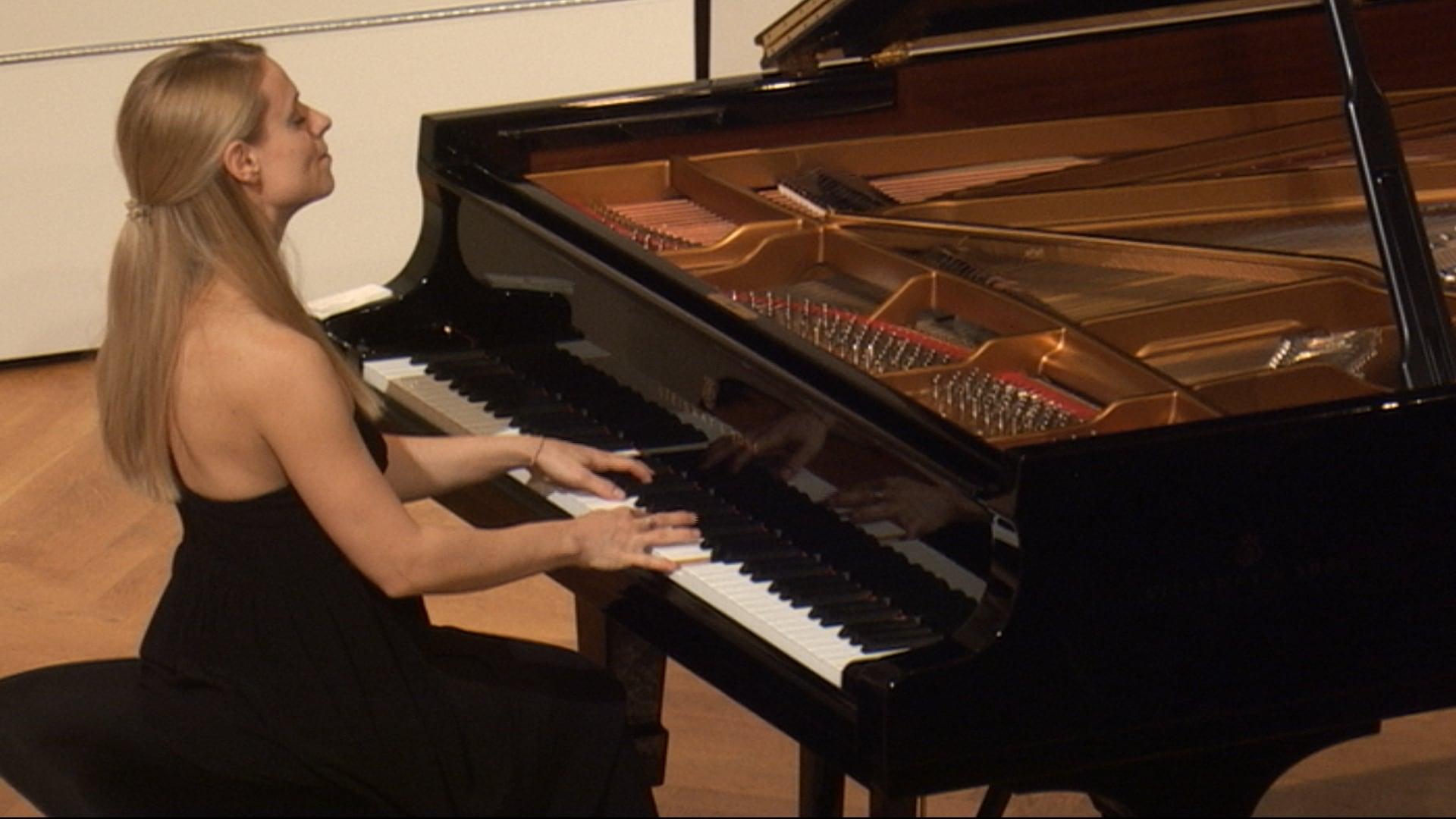 Klavírny recitál – Veronika Böhmová