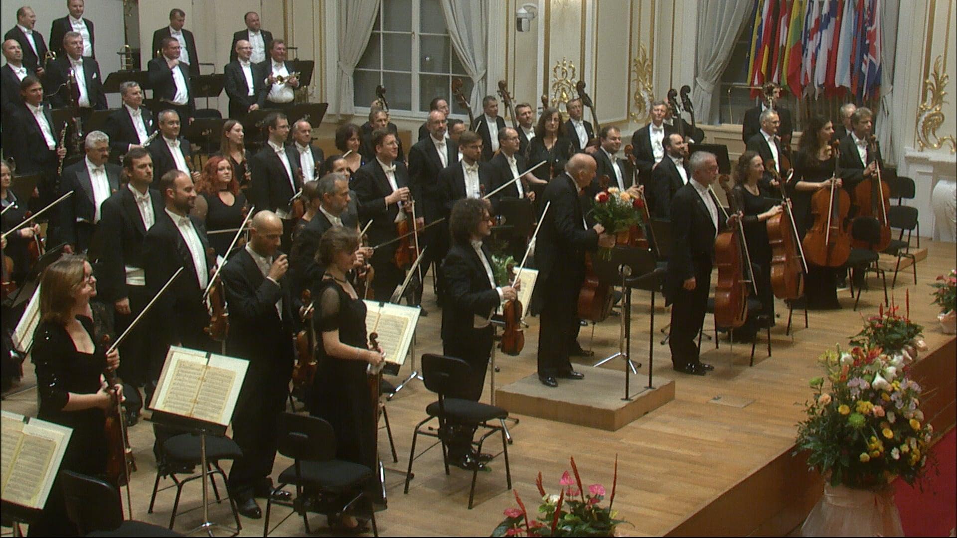 Slovenská filharmónia – Záverečný koncert 55. ročníka BHS