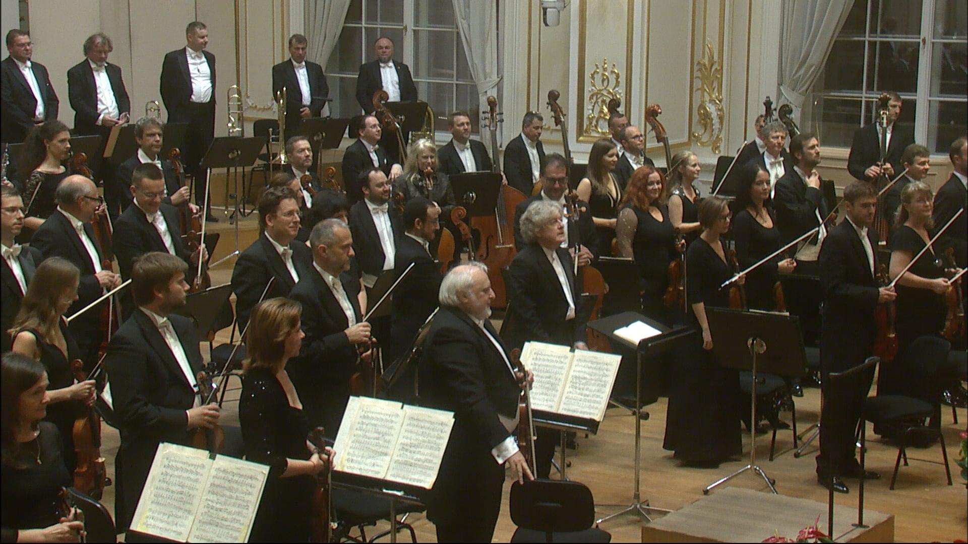 Slávnostný koncert k 70. výročiu založenia Slovenskej filharmónie