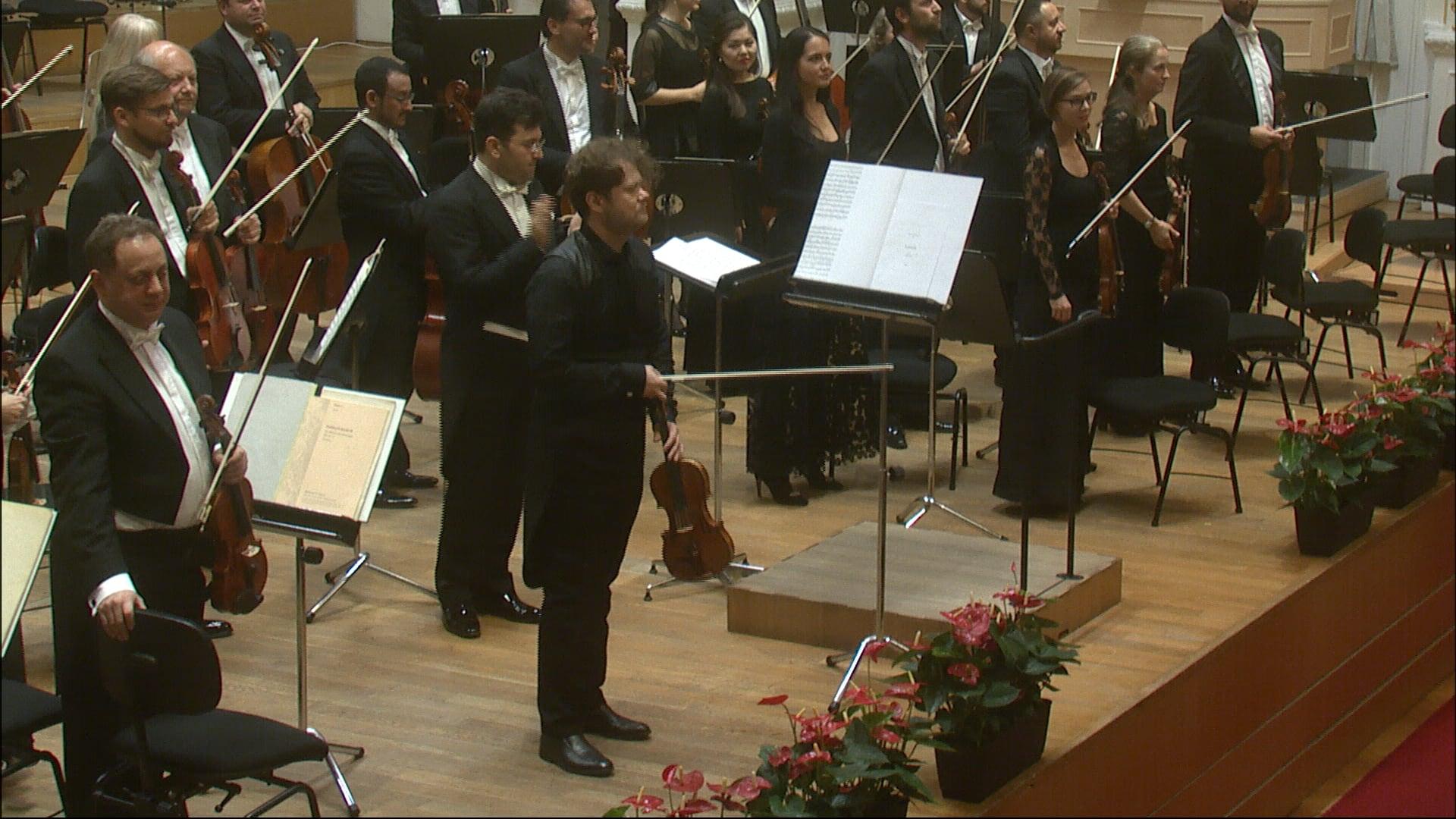Hadžibekov / Prokofiev / Rimskij-Korsakov / Musorgskij / Borodin