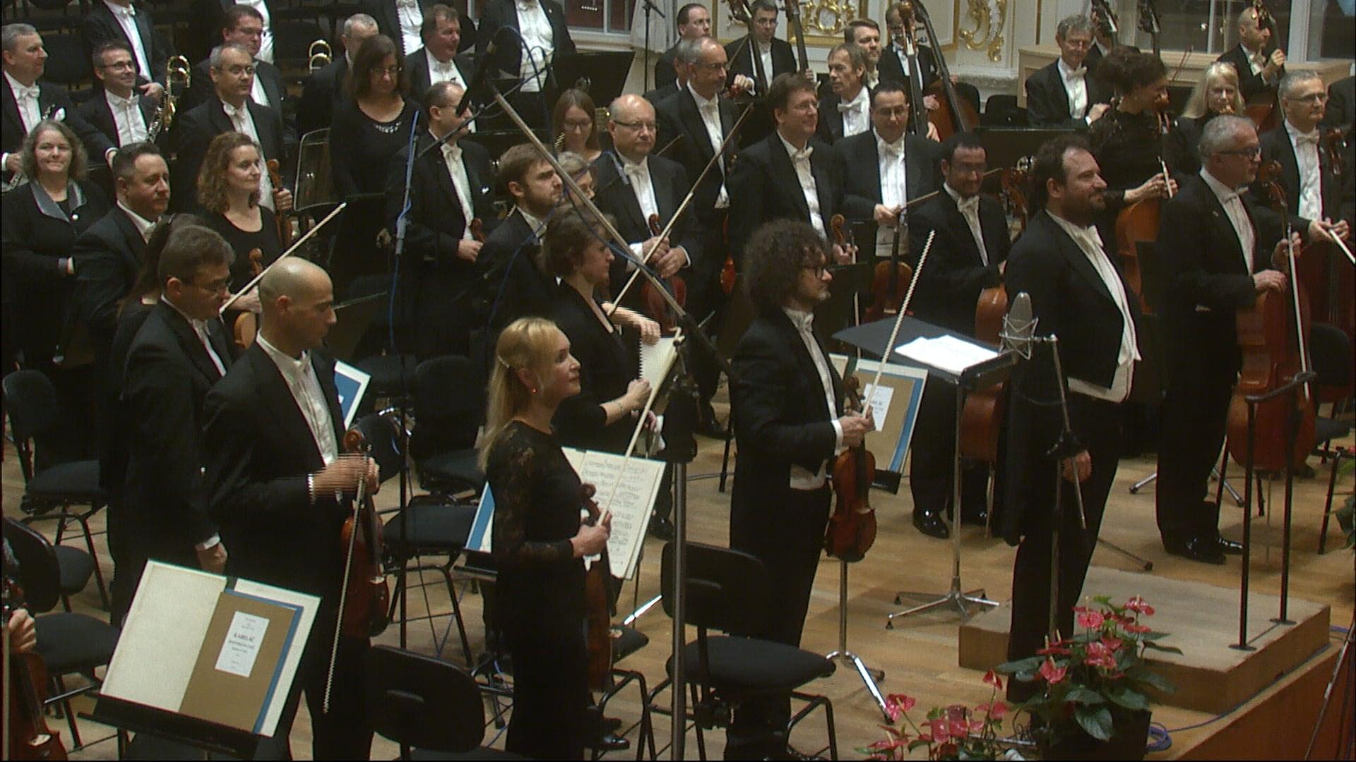 Koncert k 30. výročiu Nežnej revolúcie