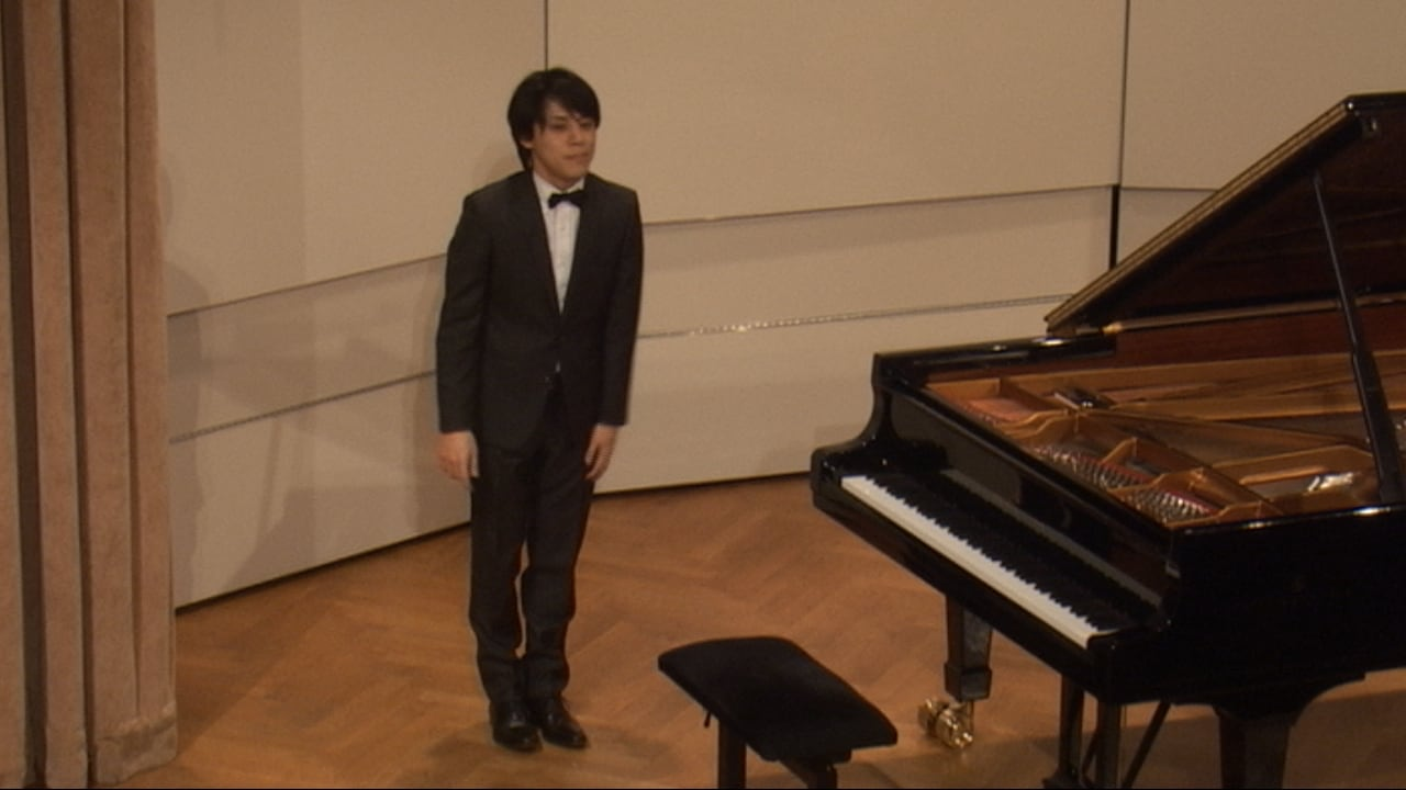Koncert víťaza 9. ročníka Medzinárodnej klavírnej súťaže J. N. Hummela