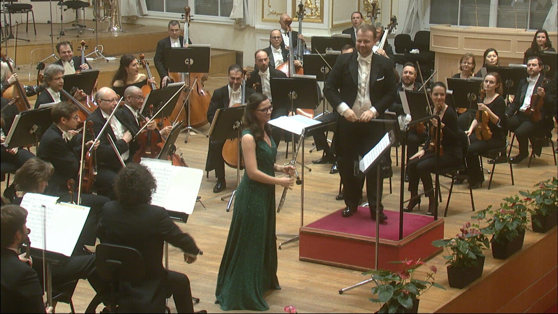 Larsson / Dvarionas / Borne / Rachmaninov