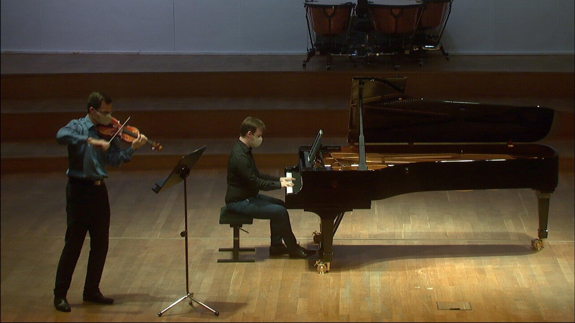 Koncerty bez publika II / Sperger Duo / Tomka / Klátik