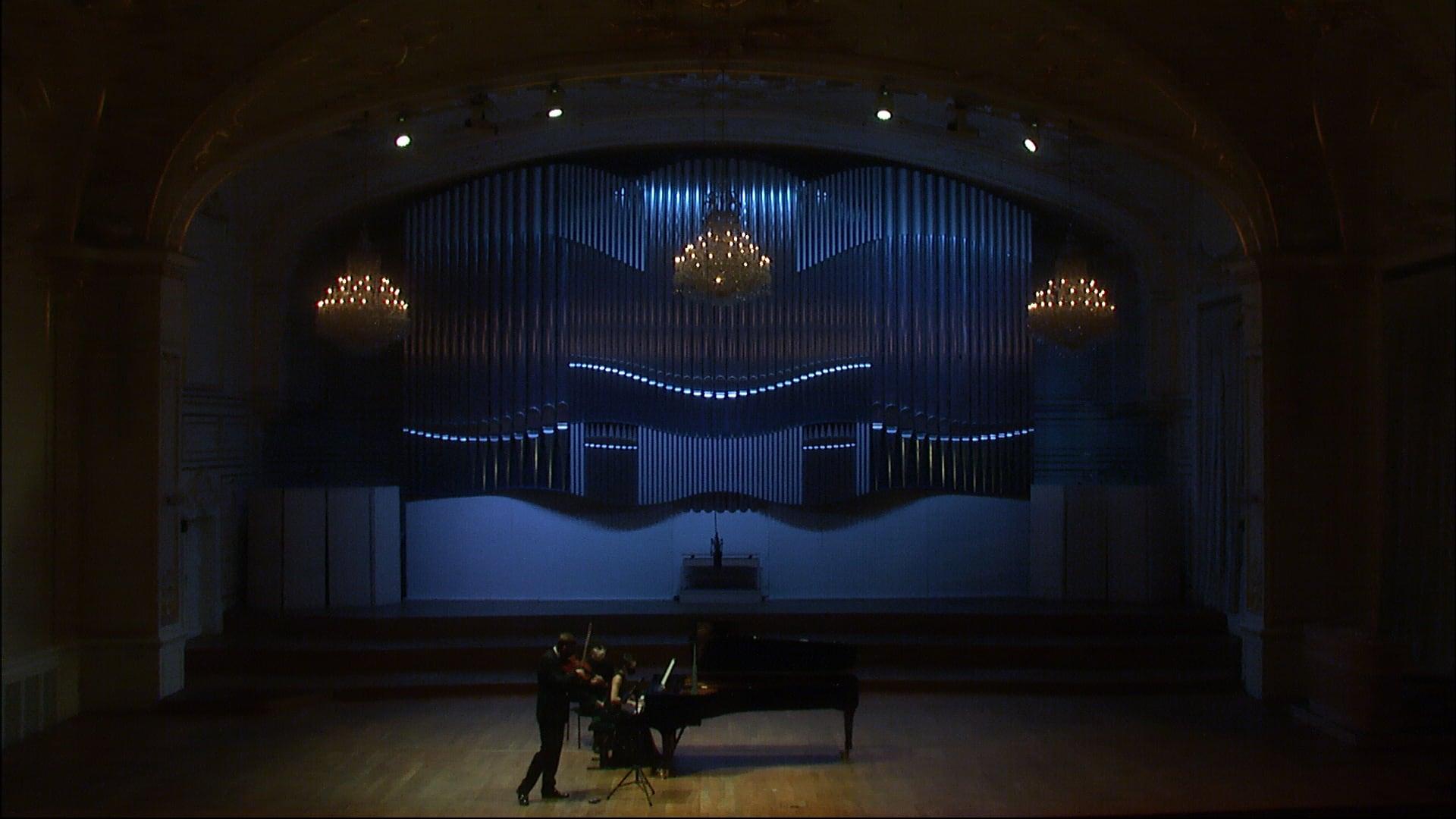 Koncert bez publika VI –  Ruman / Rumler / Hučková