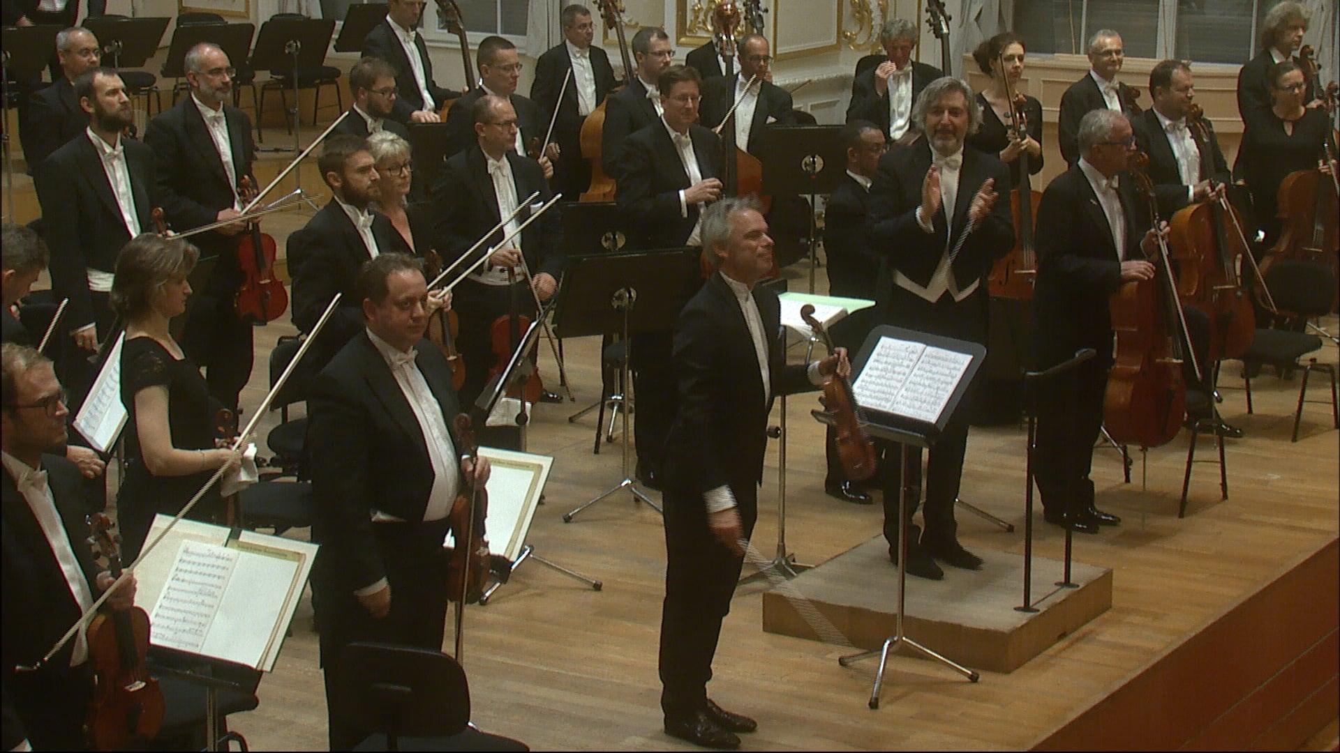 Koncert pri príležitosti 75. výročia skončenia 2. svetovej vojny