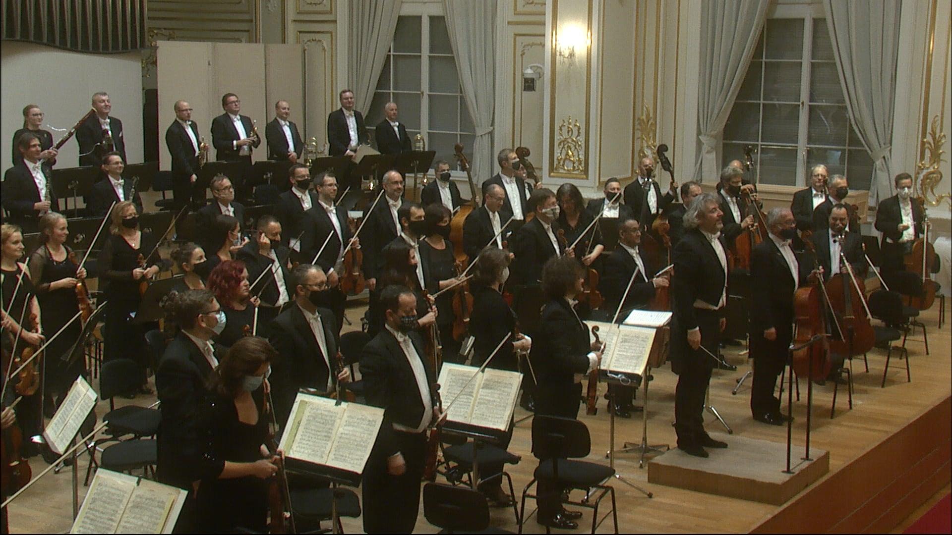 Otvárací koncert 72. sezóny Slovenskej filharmónie